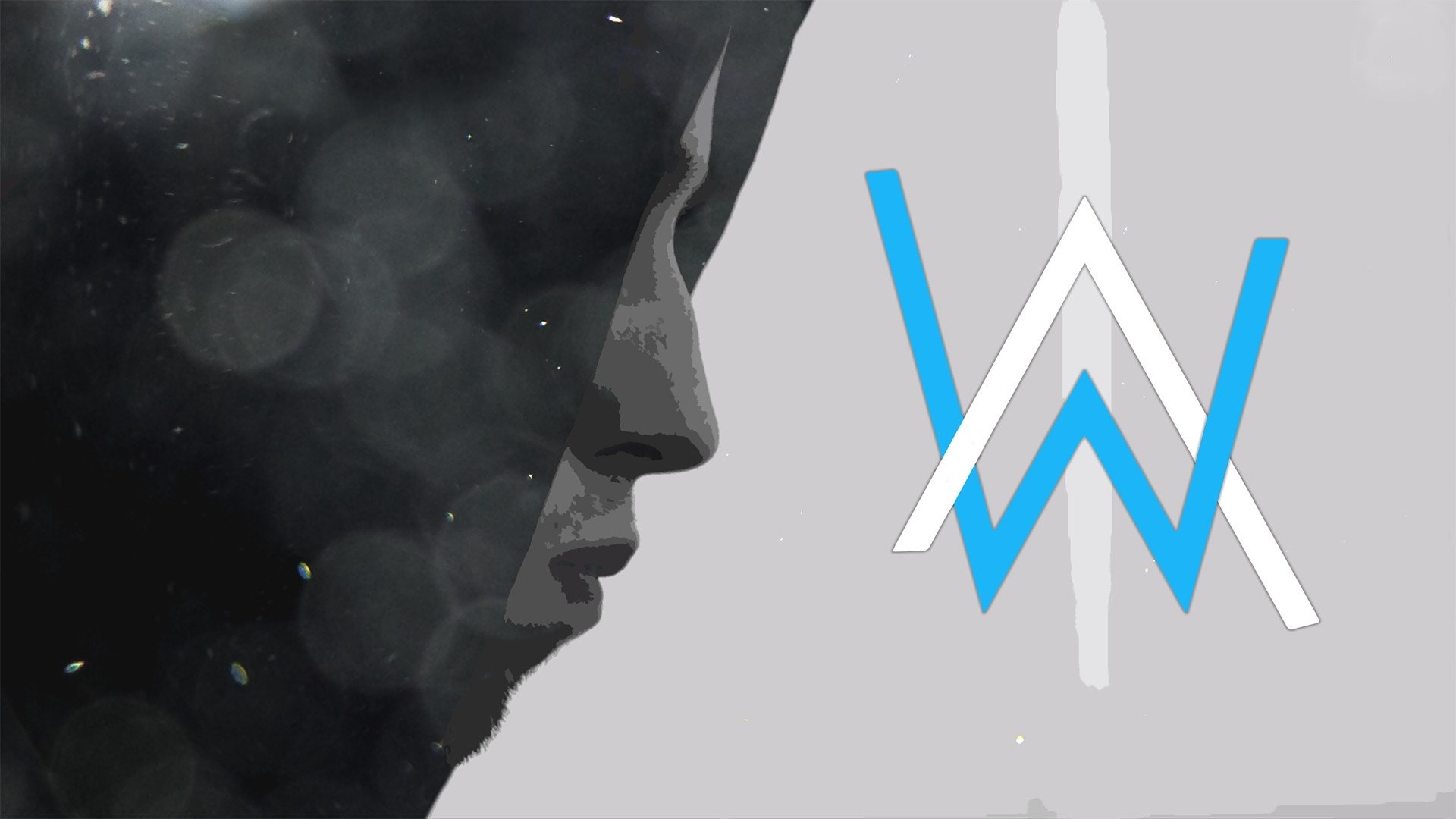 Alan Walker Full HD Wallpaper