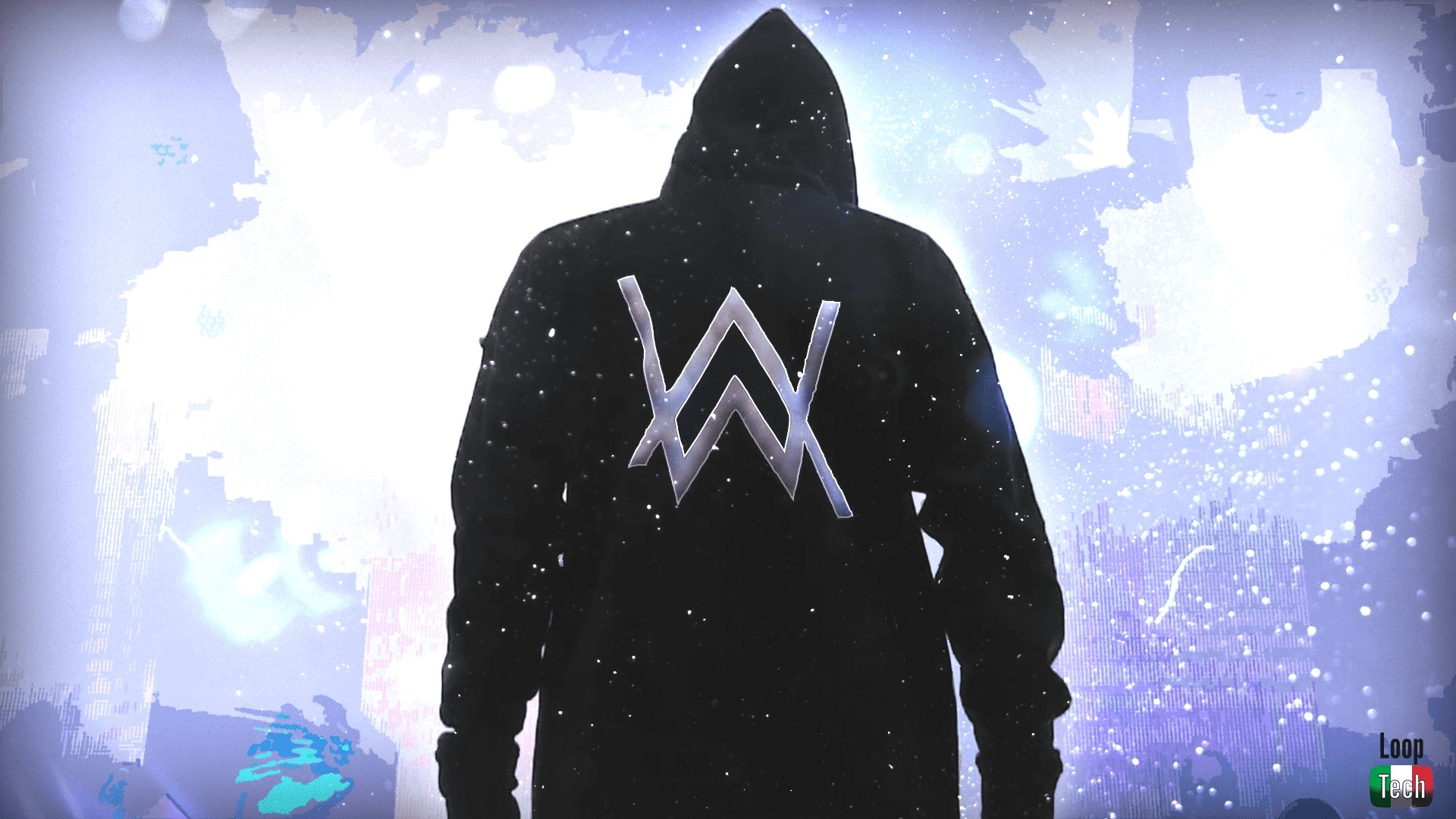 Alan Walker Wallpaper theme