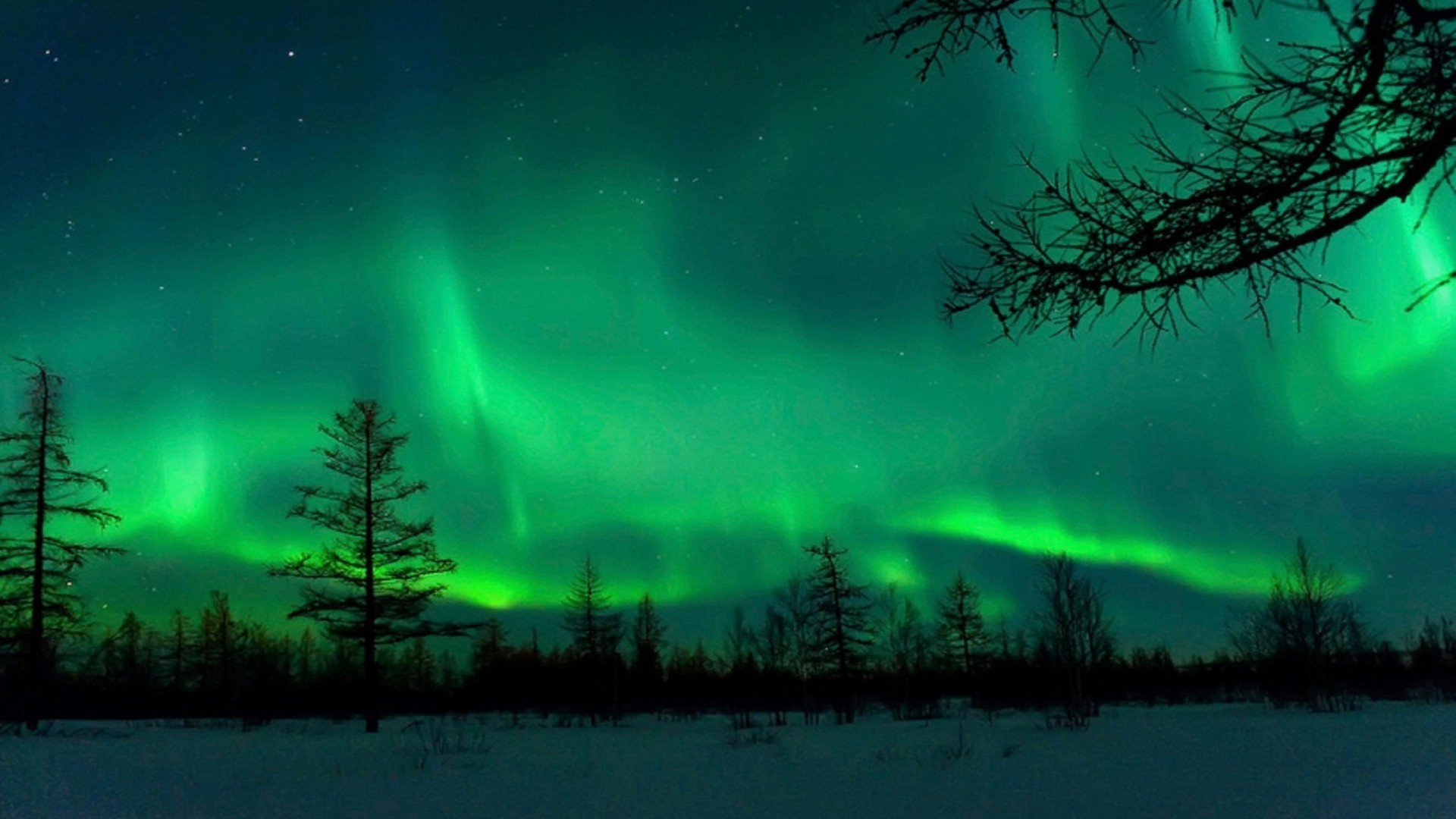 Aurora Borealis HD Download