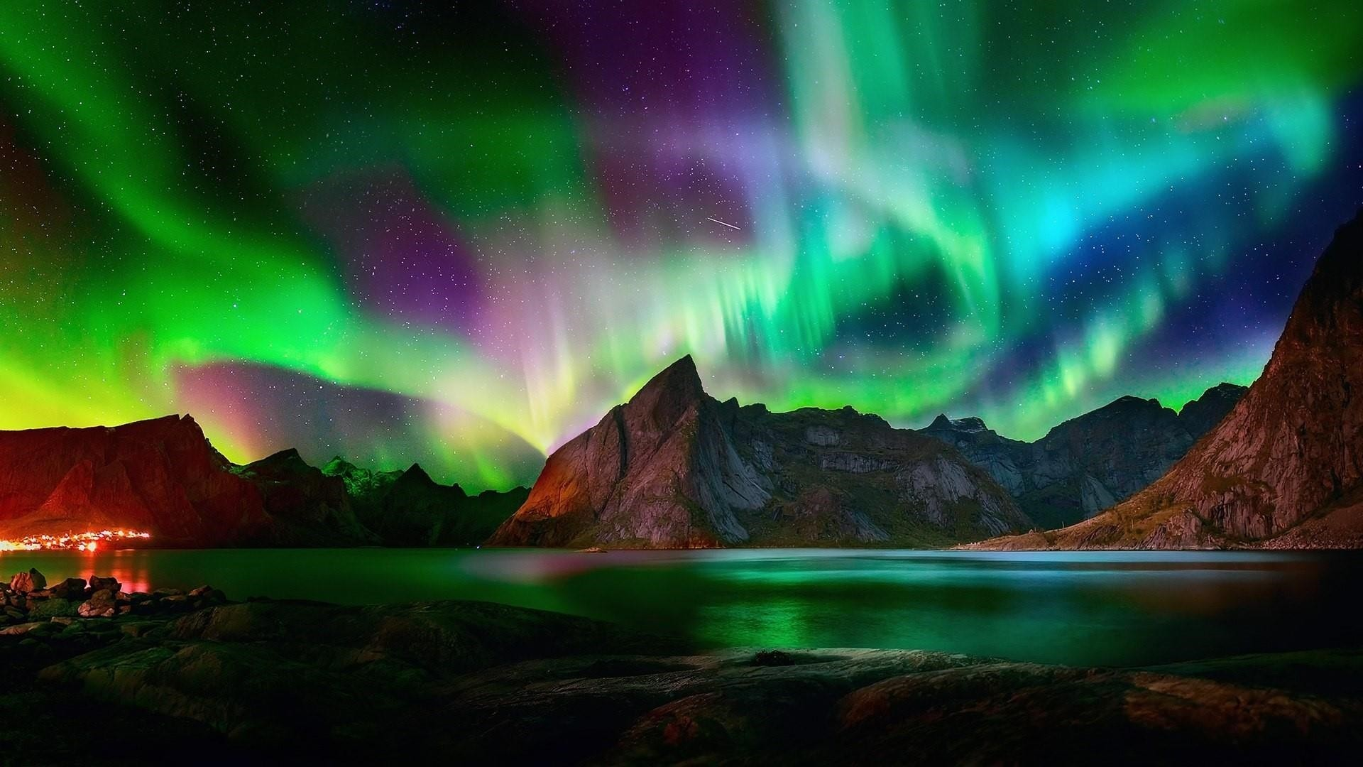 Aurora Borealis Wallpaper