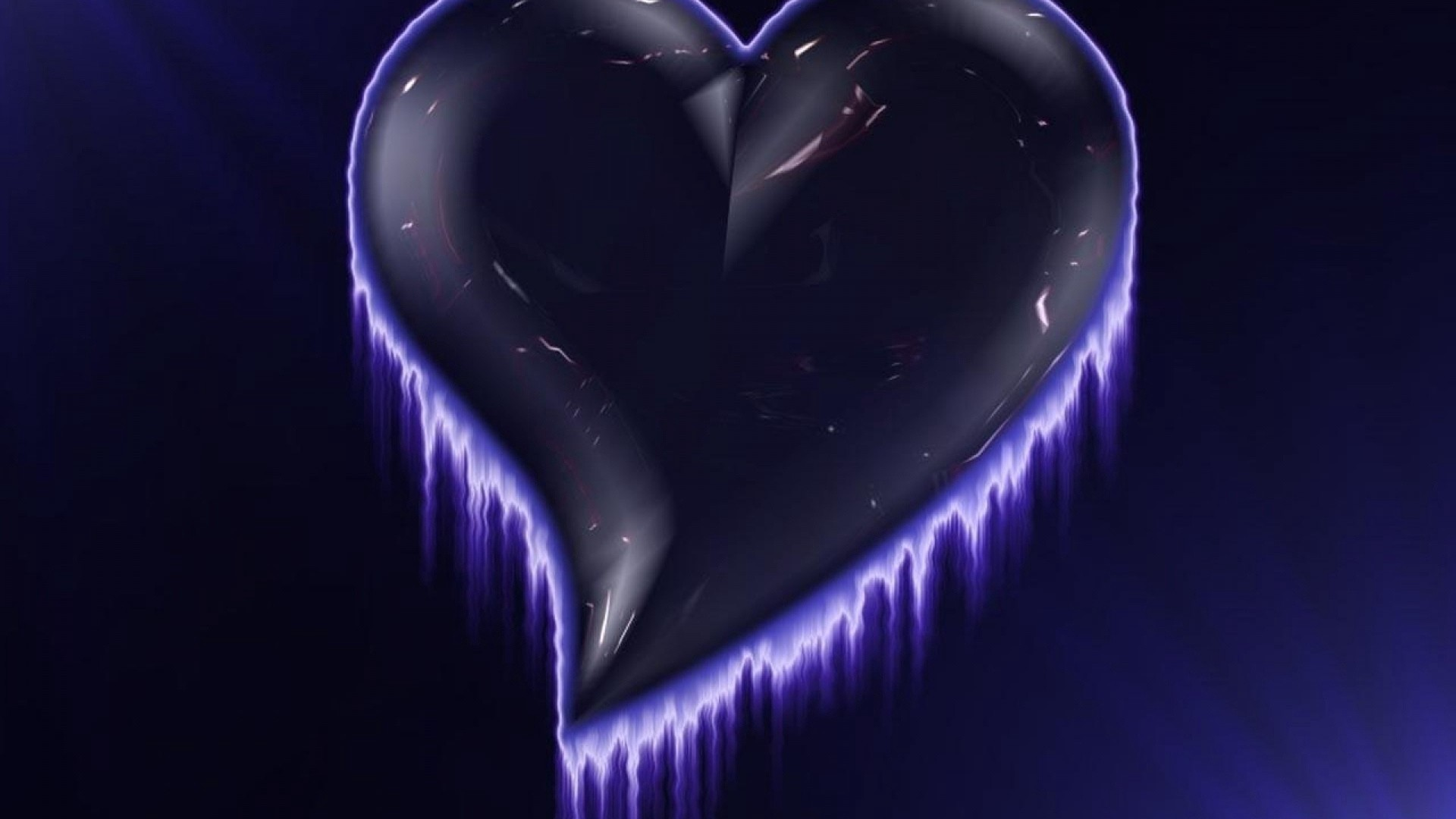 Black Heart Picture