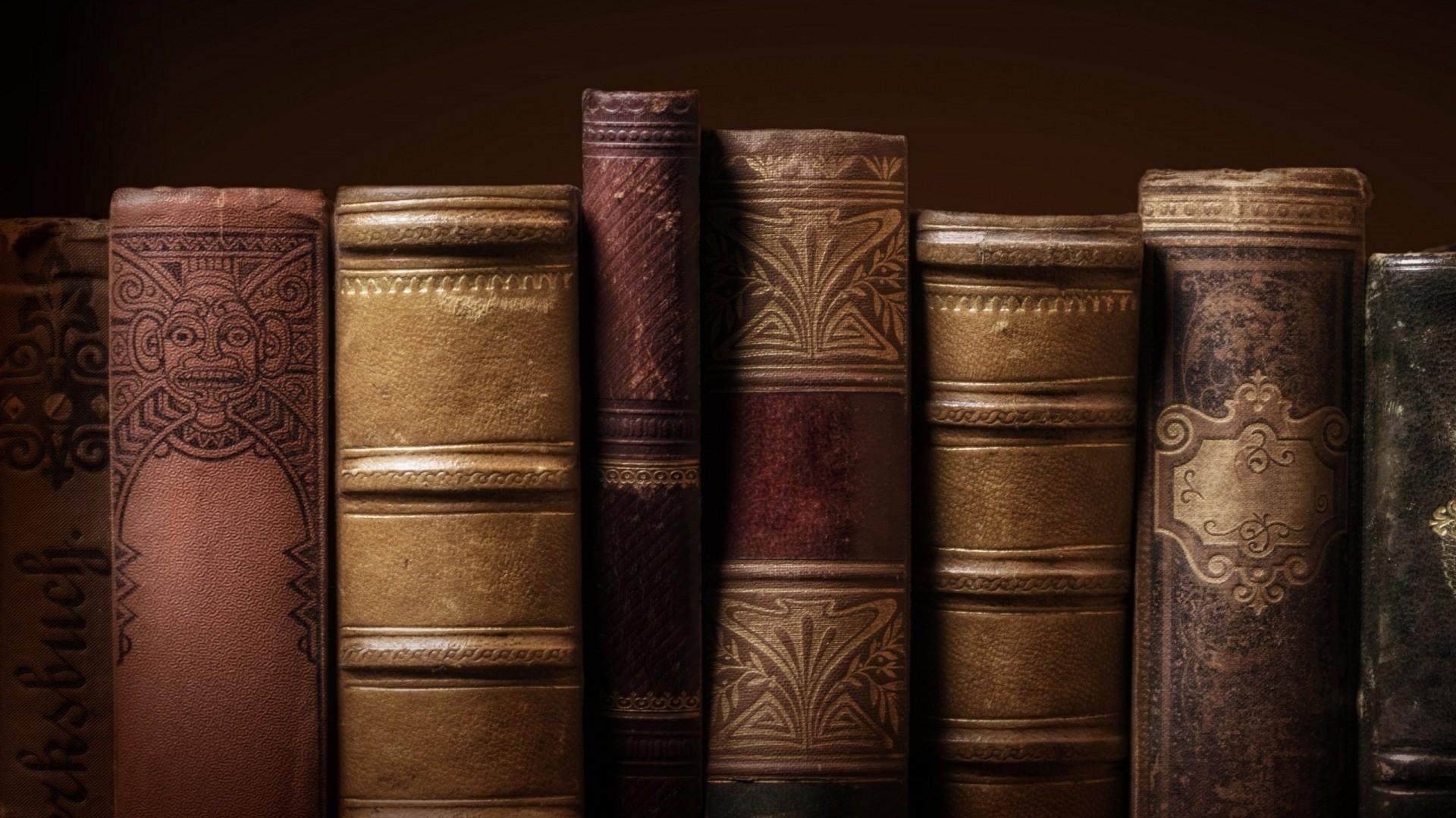 Books Wallpaper theme