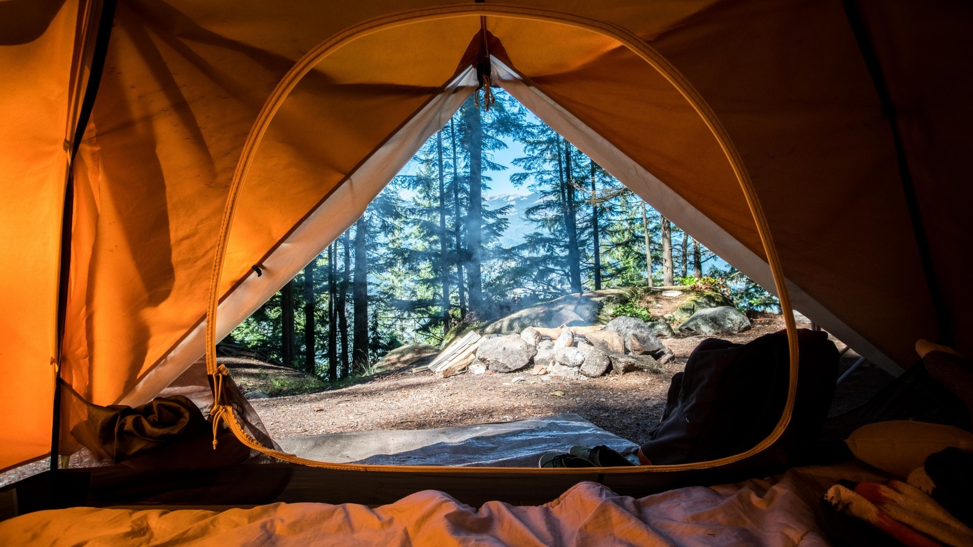 Camping PC Wallpaper HD