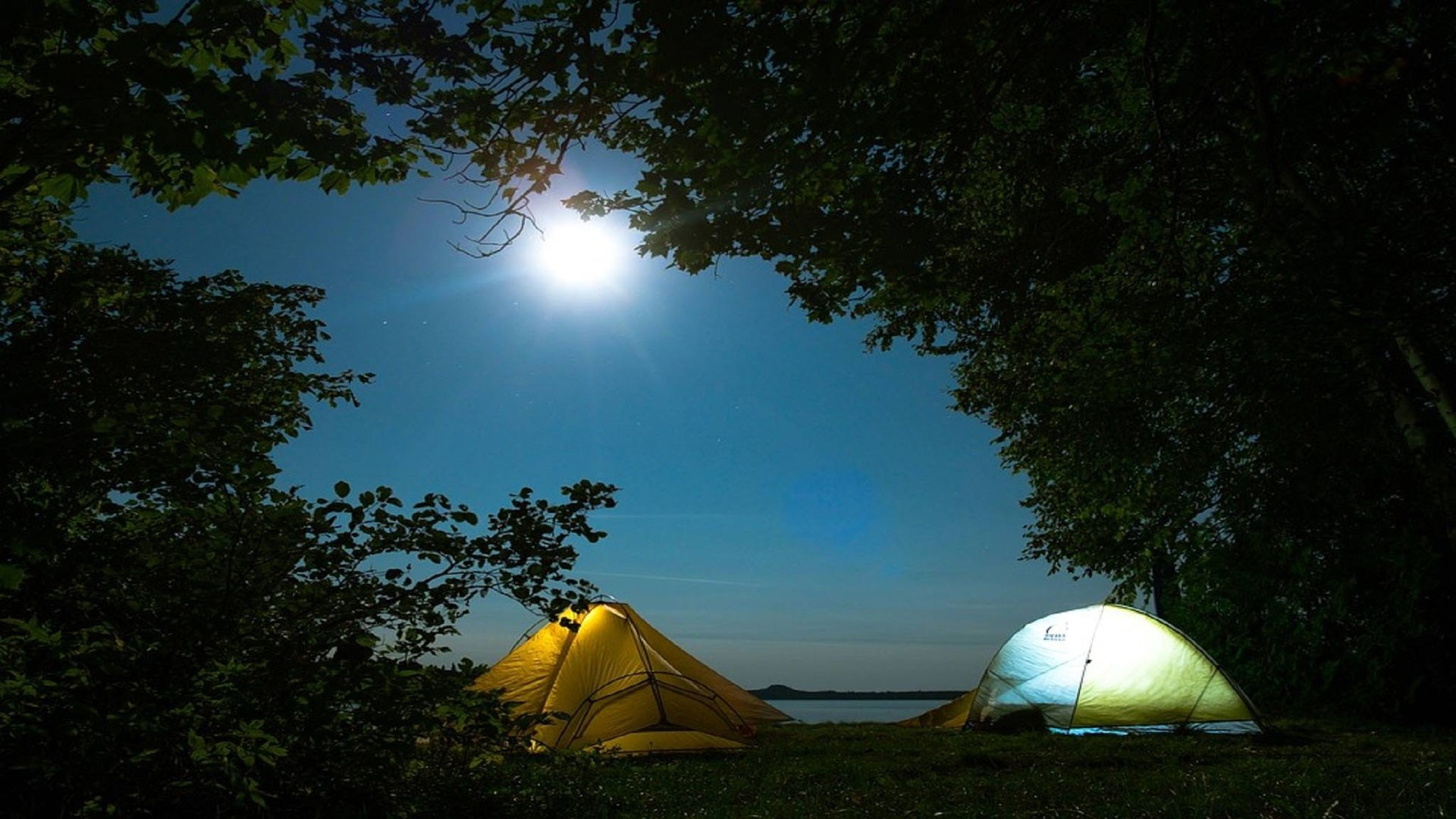 Camping Wallpaper for pc