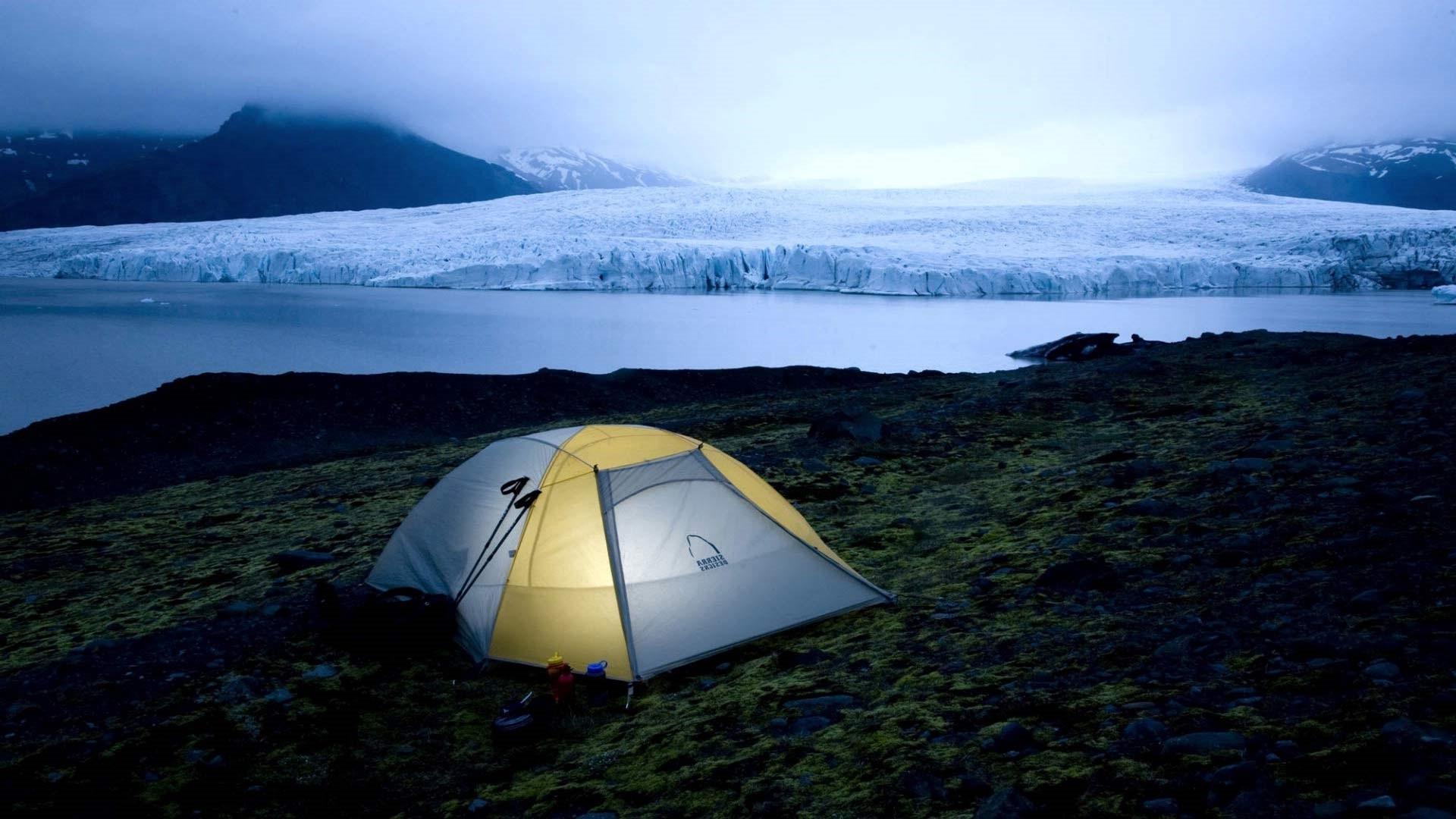 Camping Desktop wallpaper