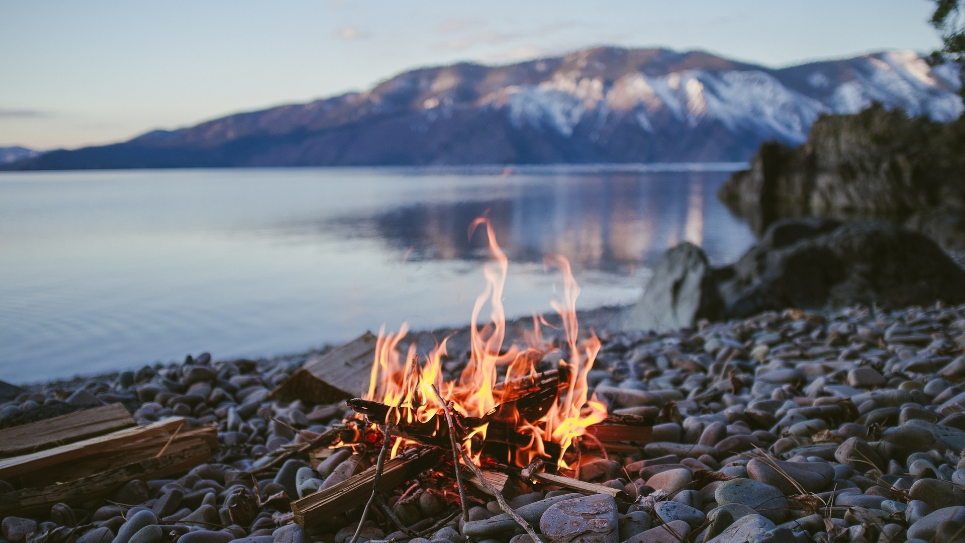 Camping Wallpaper image hd