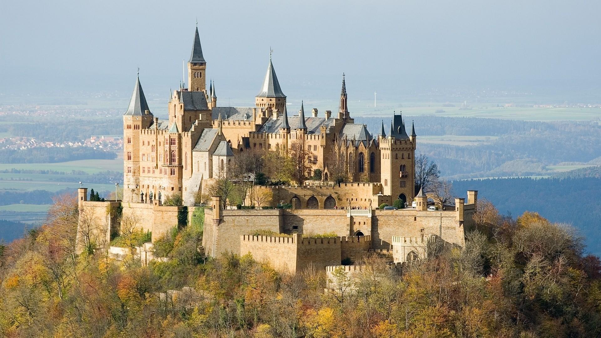 Castle a wallpaper
