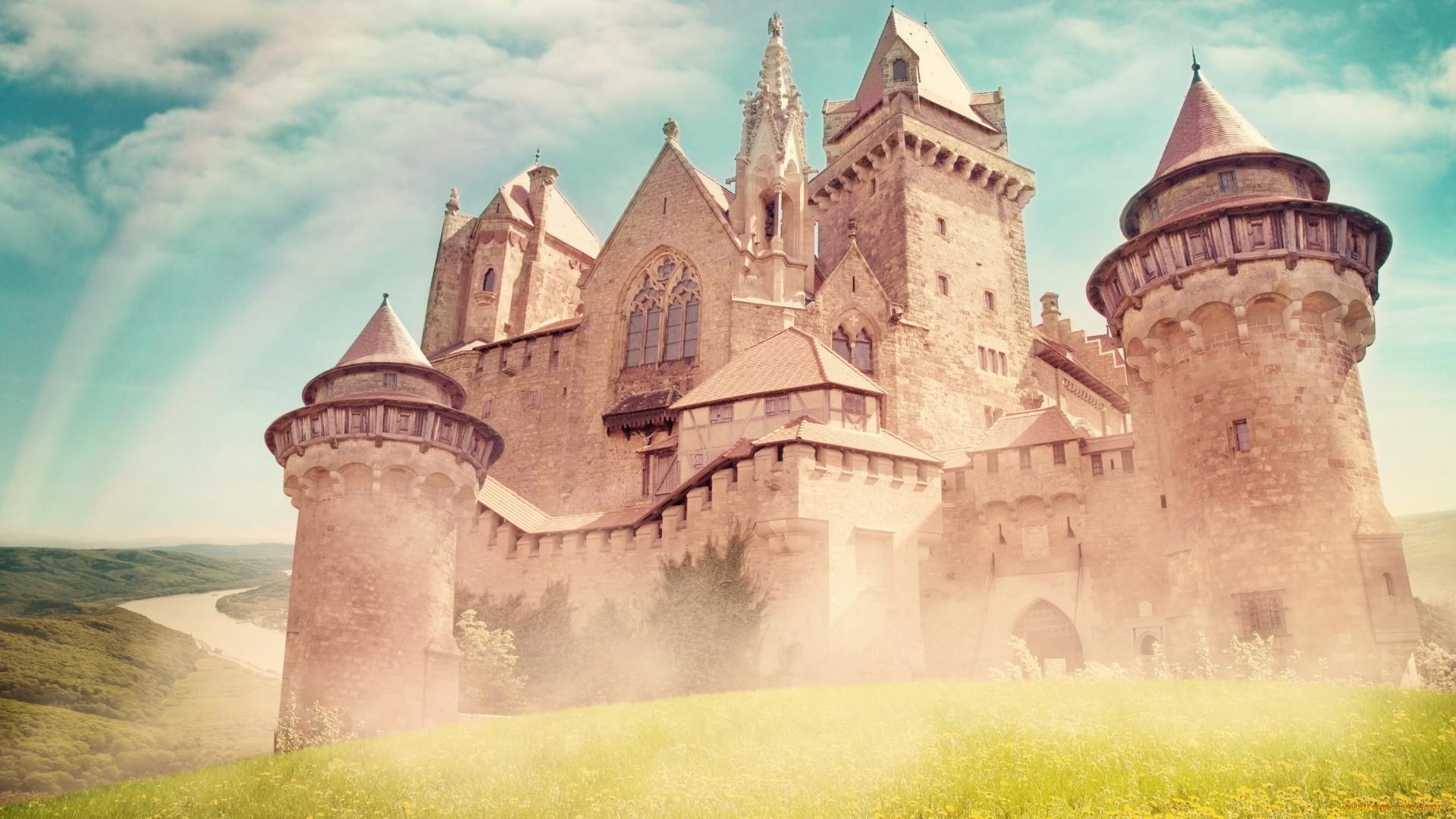 Castle Desktop wallpaper