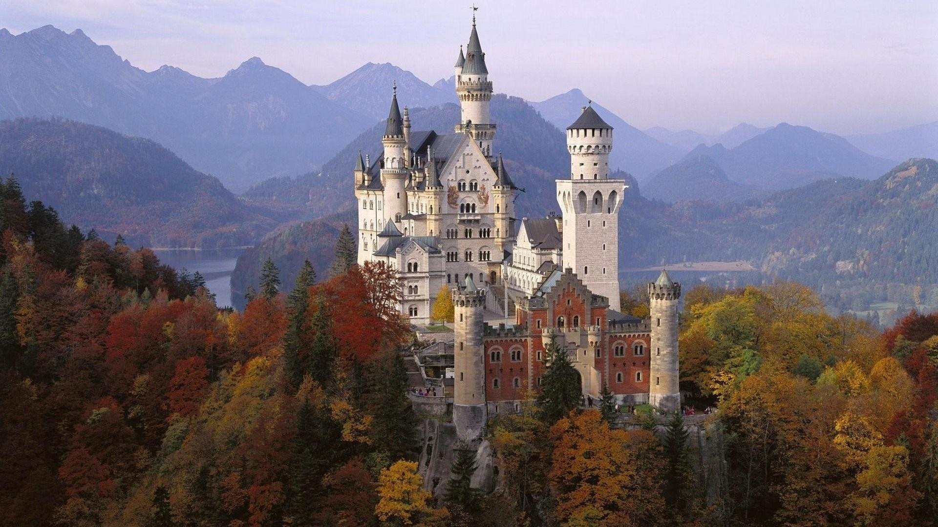 Castle HD Wallpaper