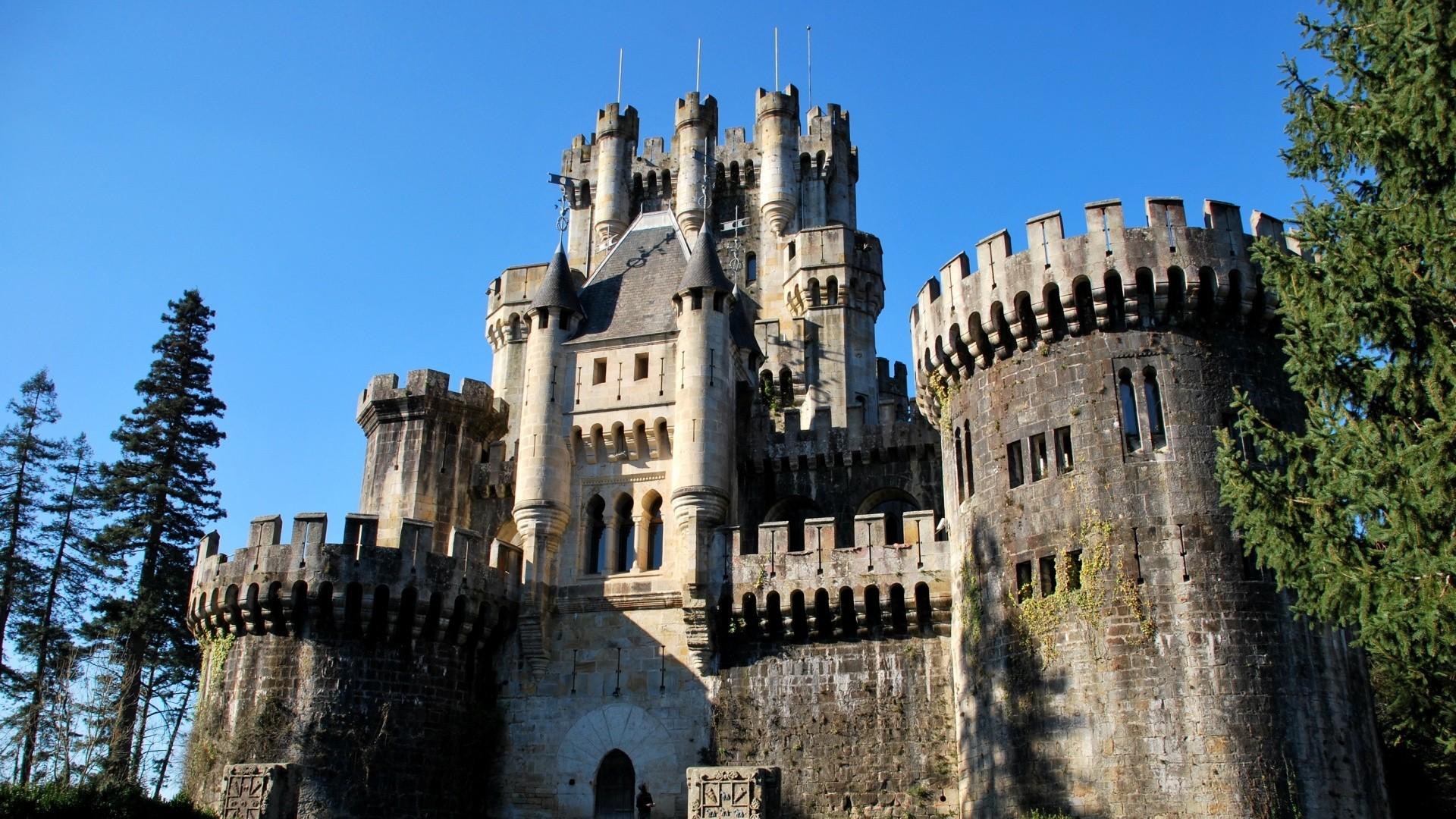 Castle hd wallpaper download