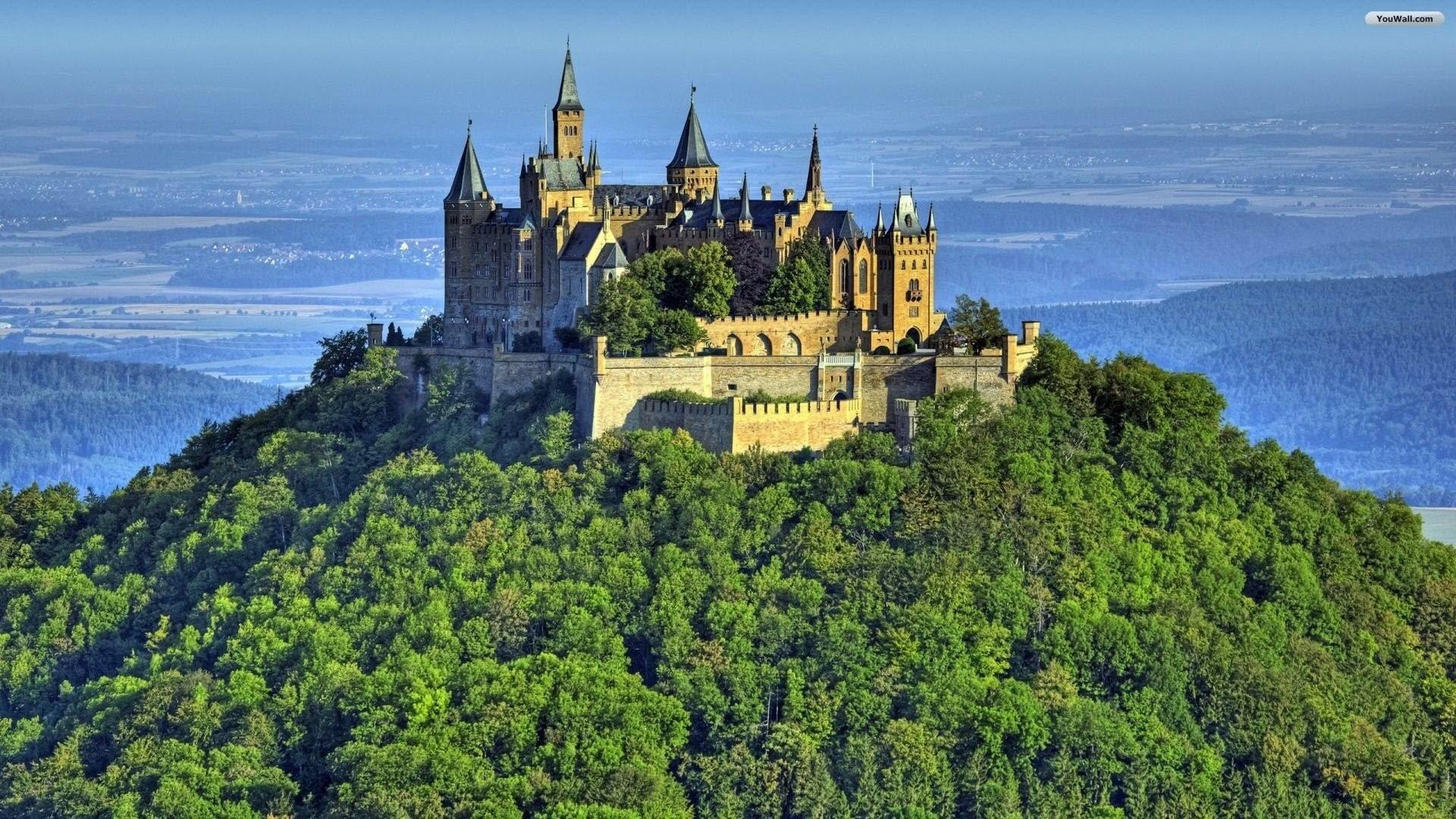 Castle wallpaper photo hd