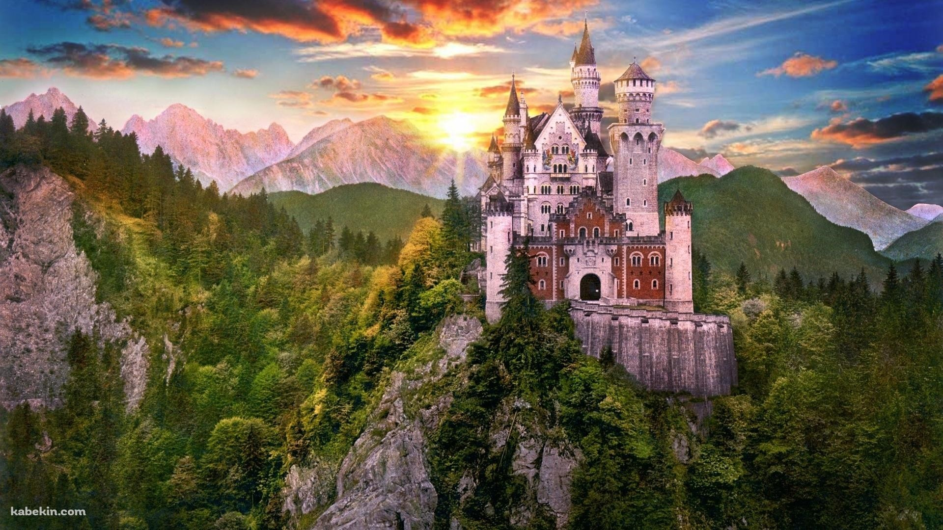 Castle Wallpaper Picture hd
