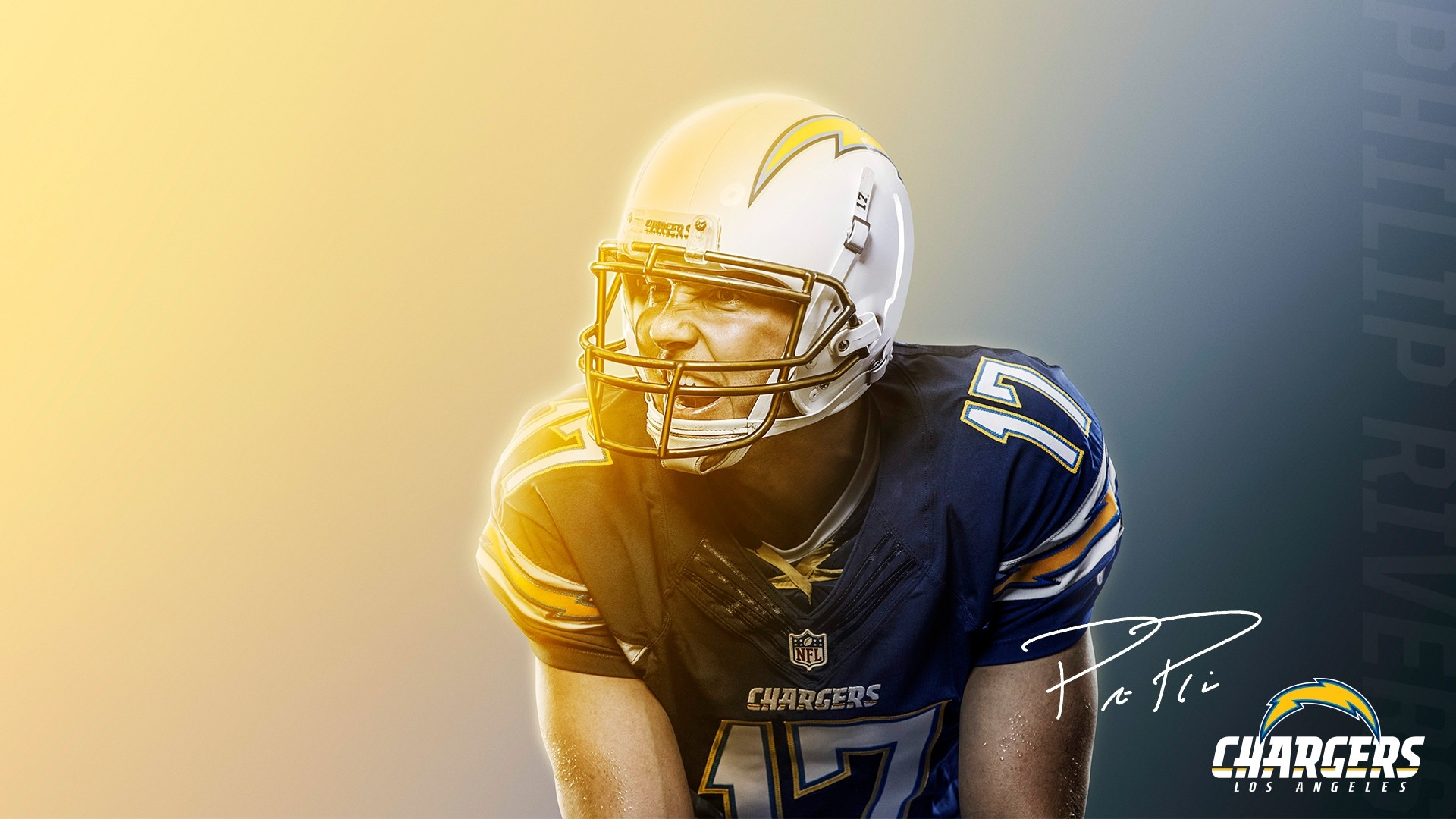 Chargers Wallpaper theme