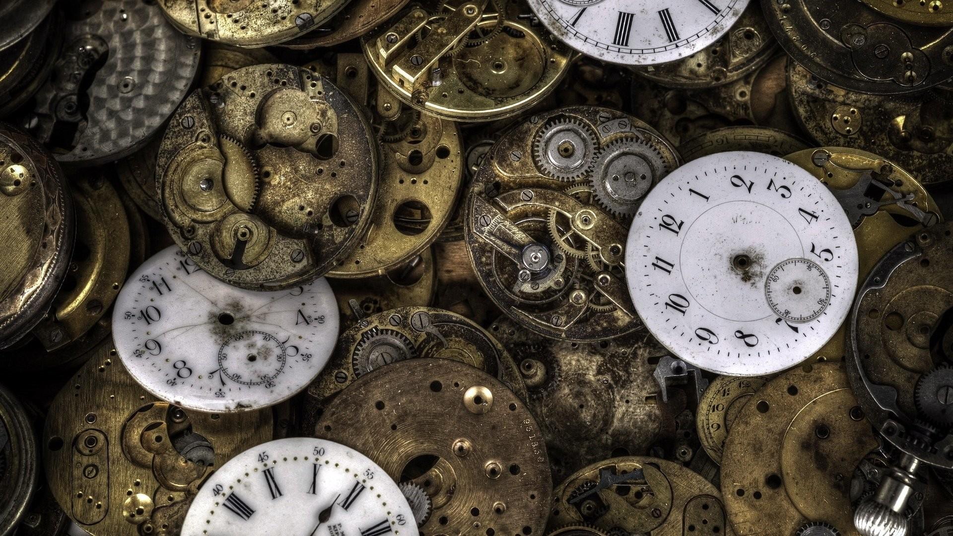 Clock hd wallpaper download