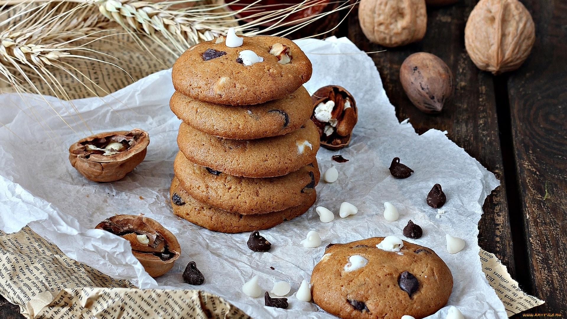 Cookies hd desktop wallpaper