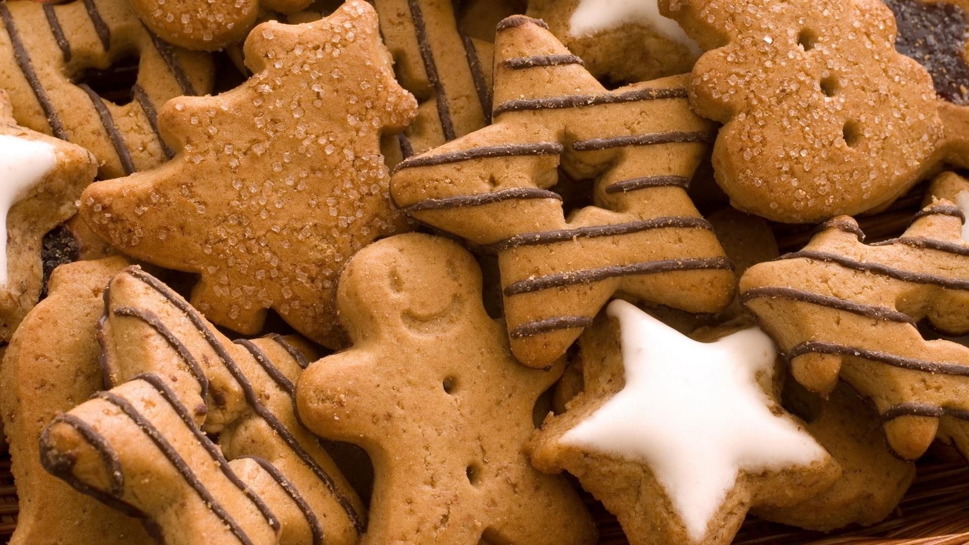 Cookies computer wallpaper