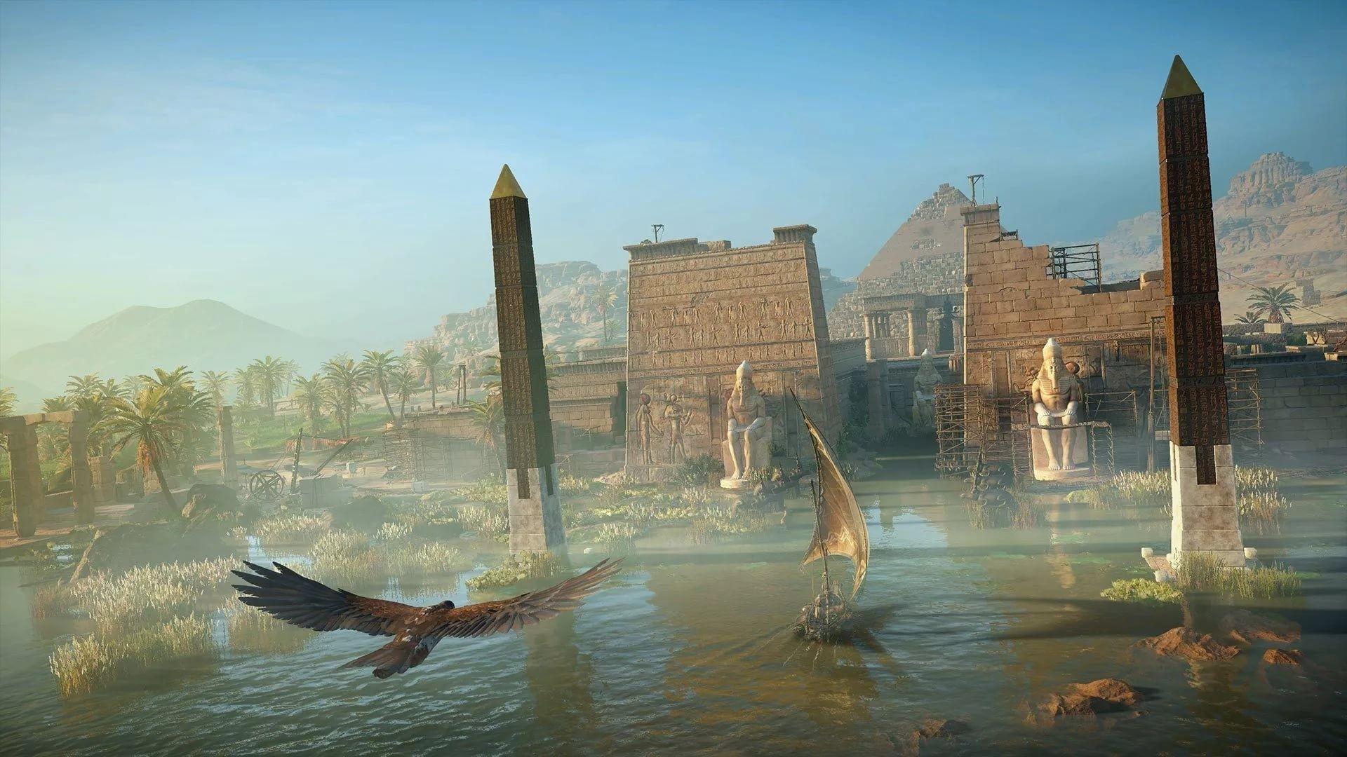 Egypt PC Wallpaper