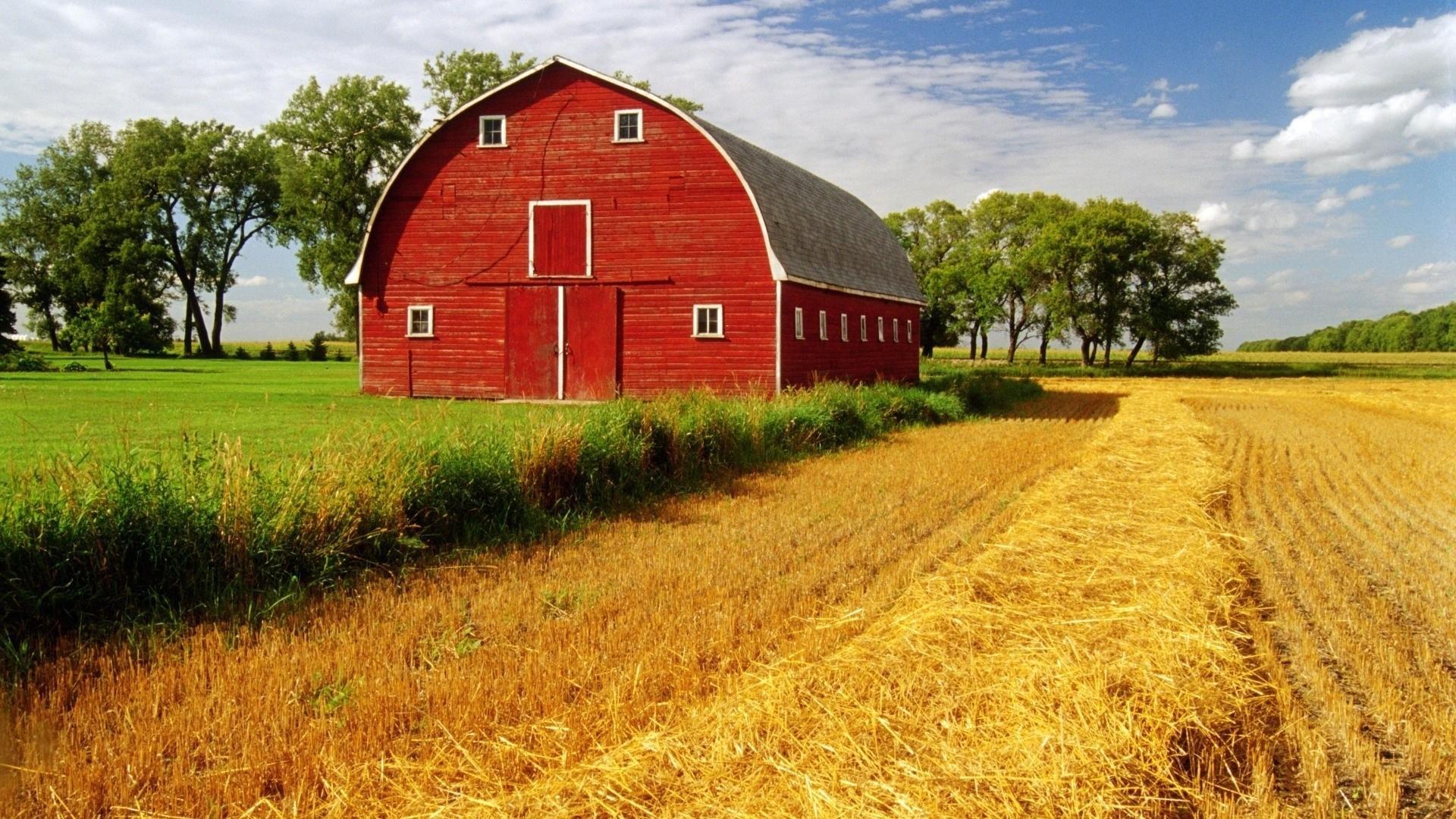 Farm Wallpaper for pc
