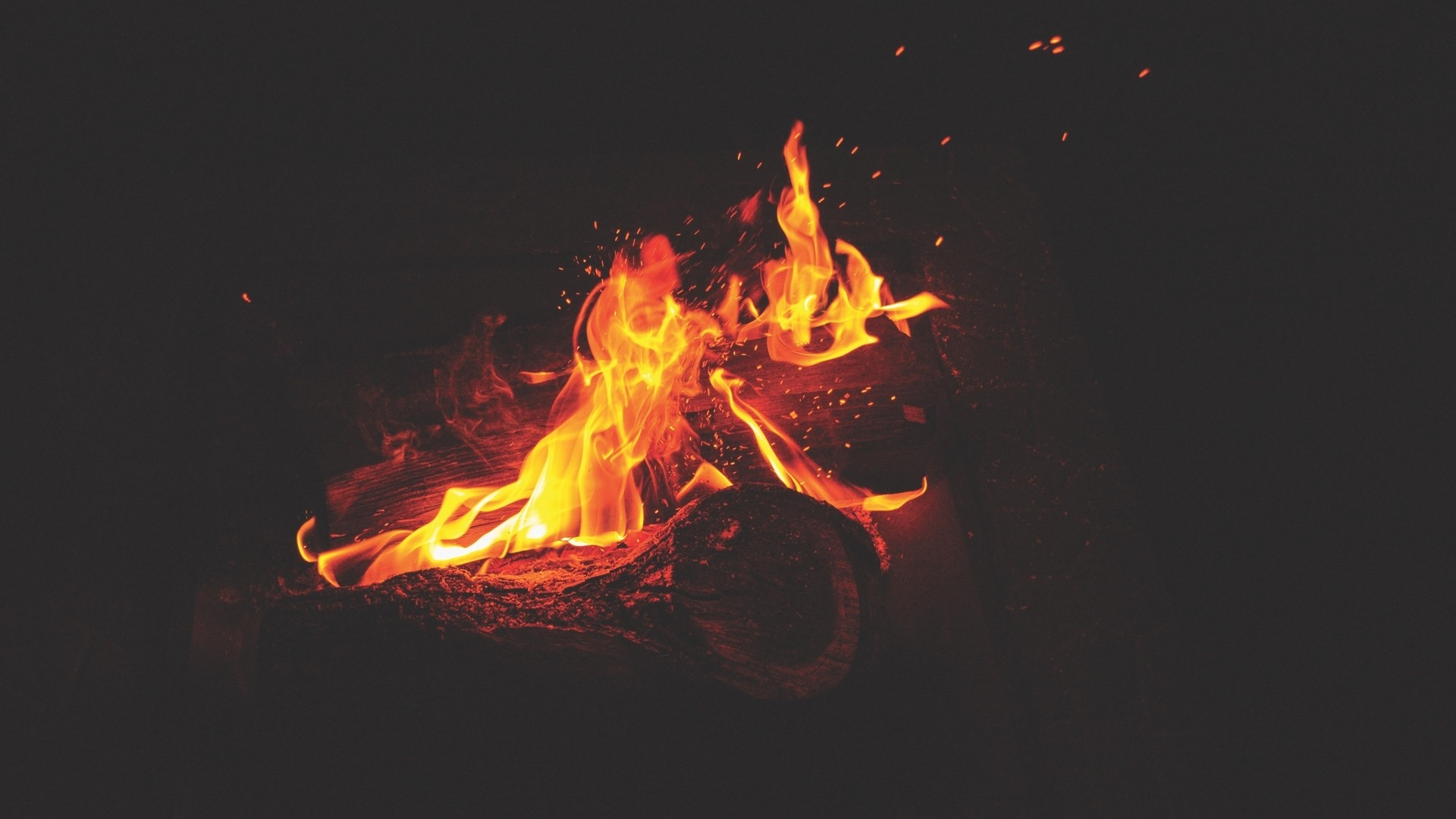 Flame Picture