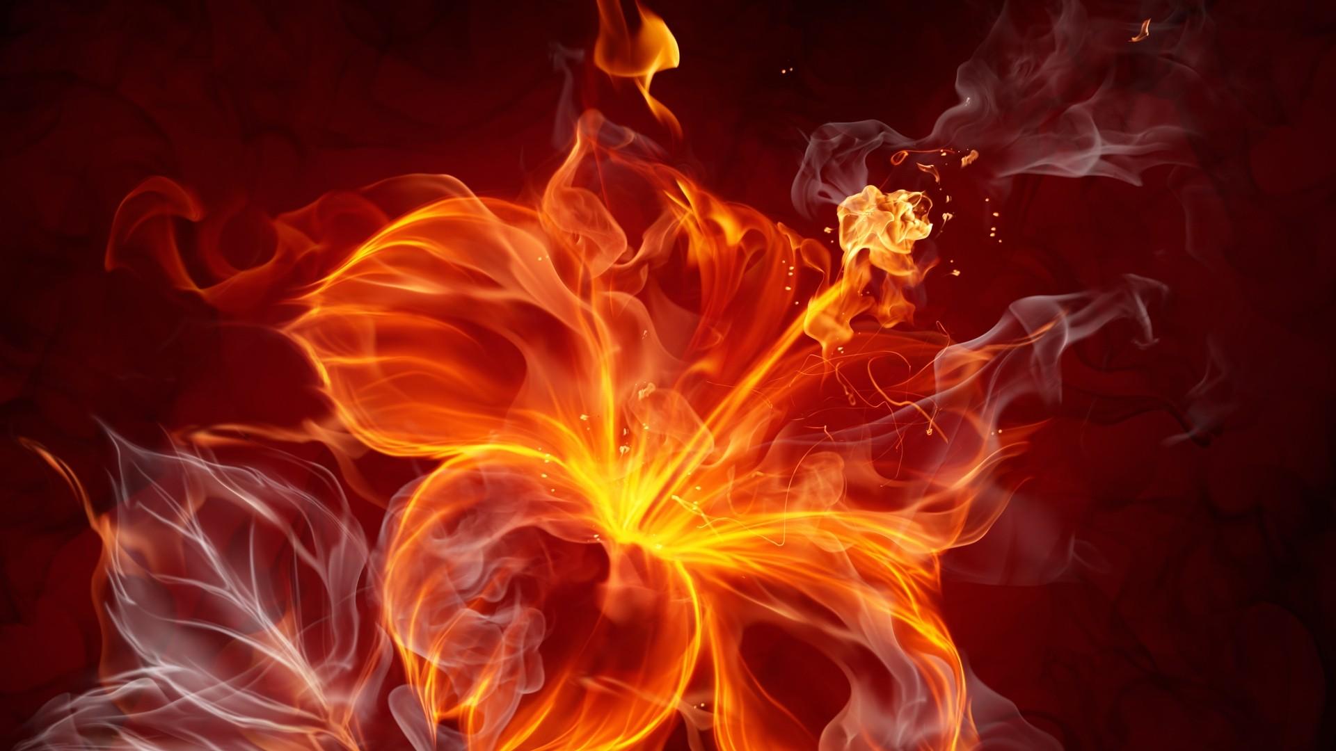 Flame Download Wallpaper