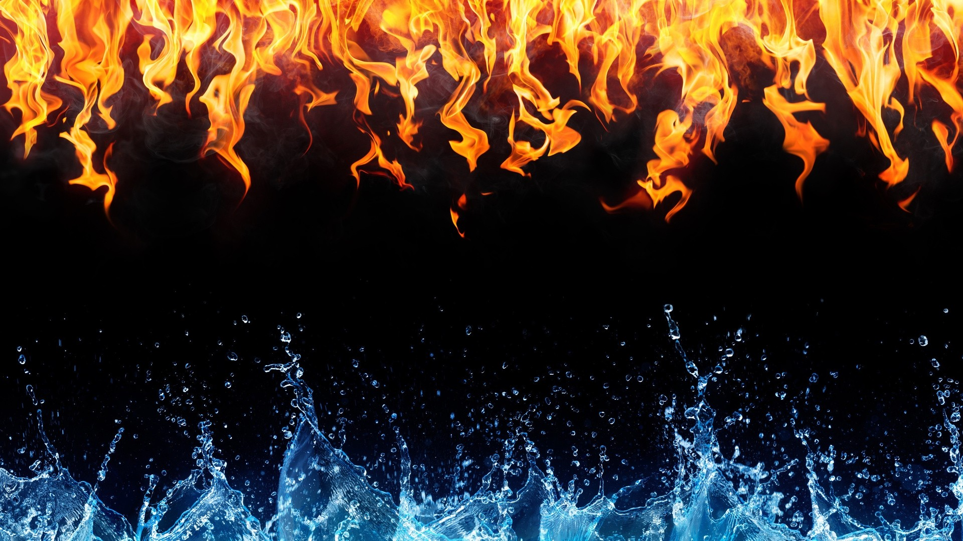 Flame HD Wallpaper