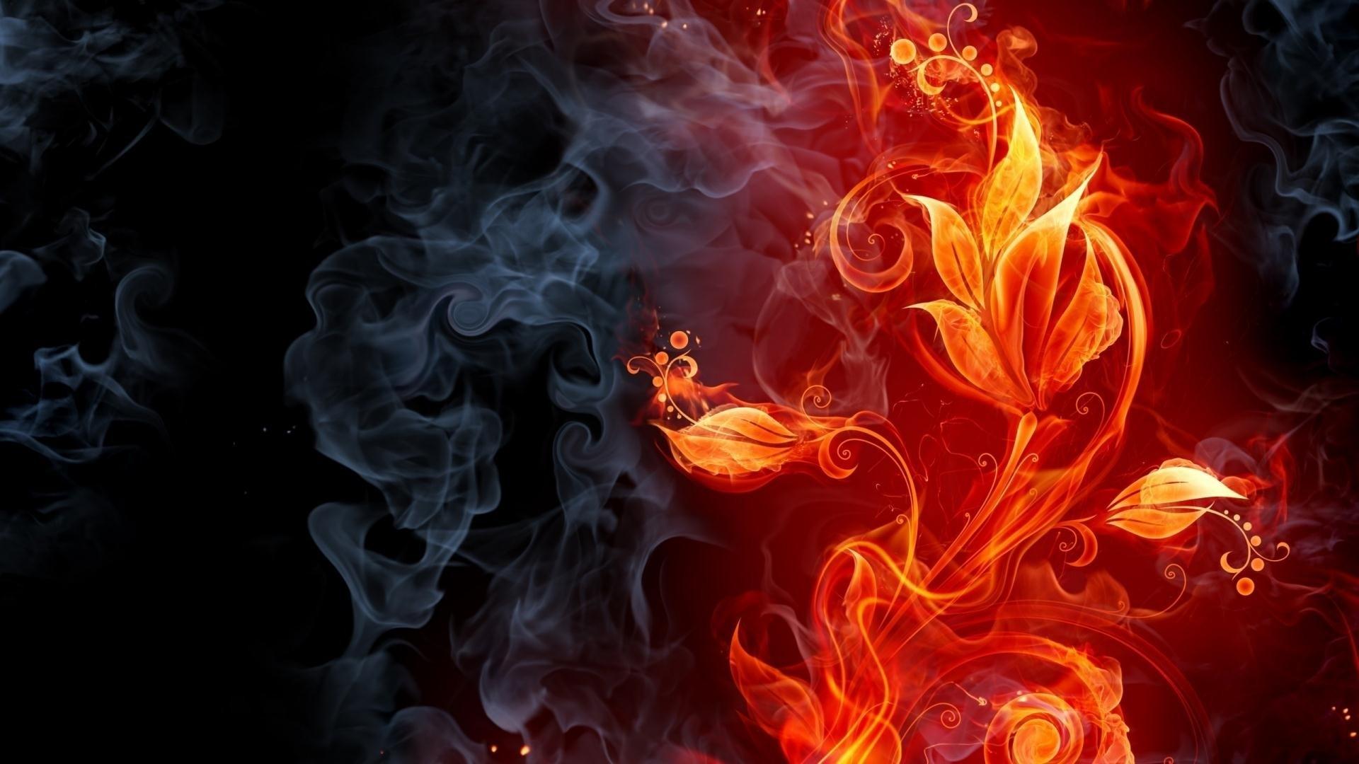Flame PC Wallpaper HD