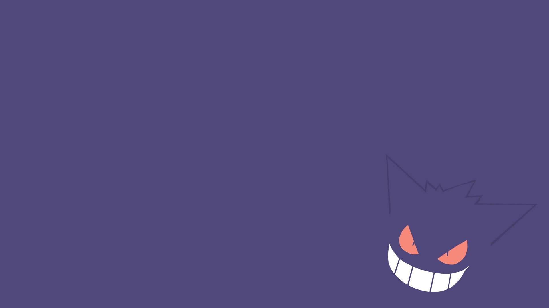 Gengar Background