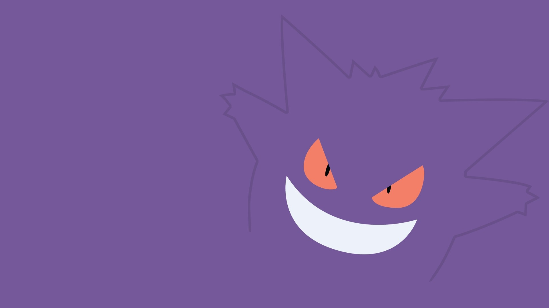 Gengar Wallpaper and Background