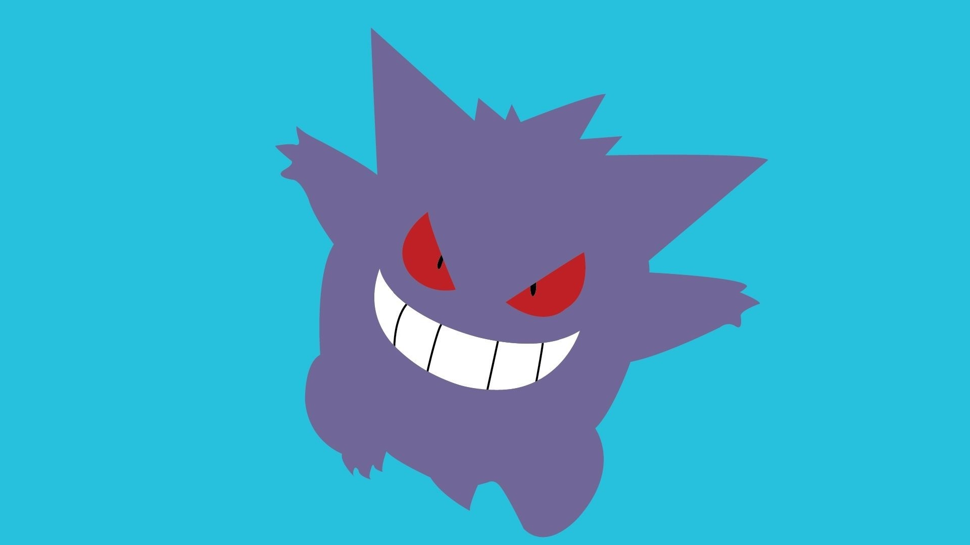 Gengar High Quality