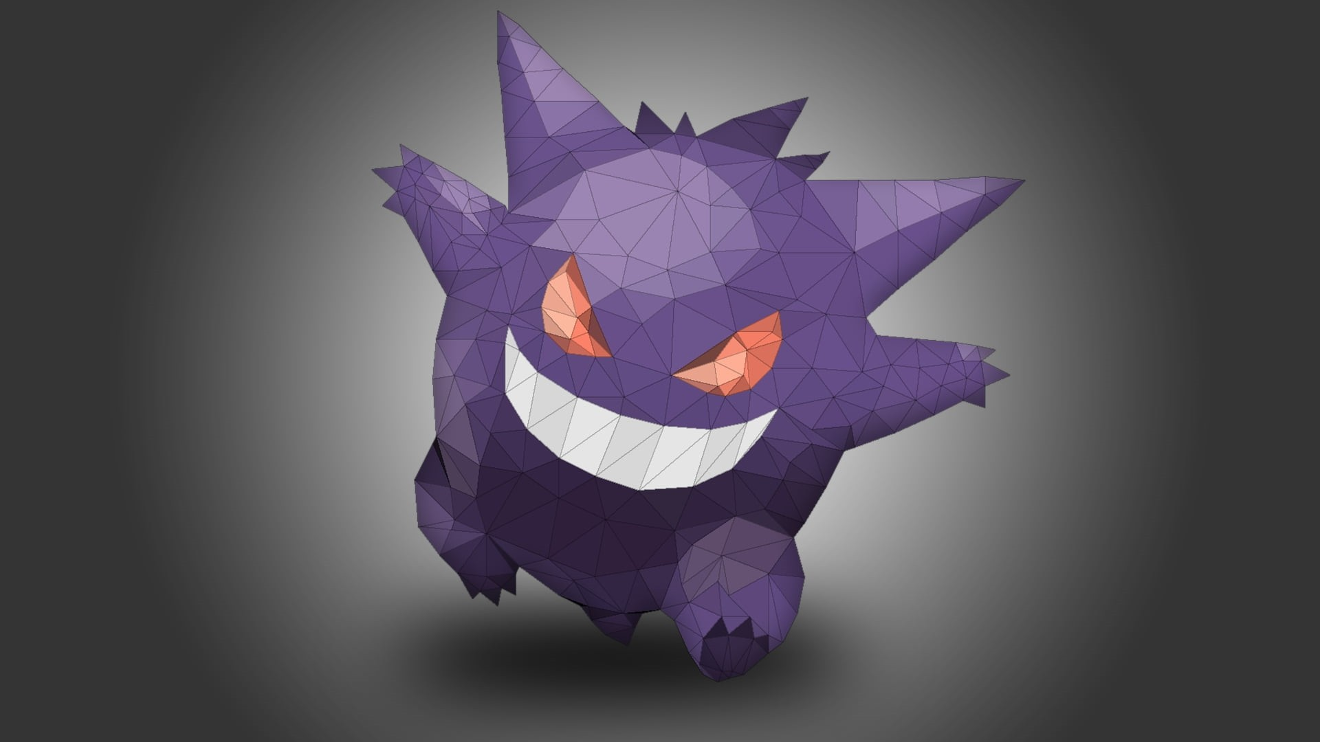 Gengar Full HD Wallpaper