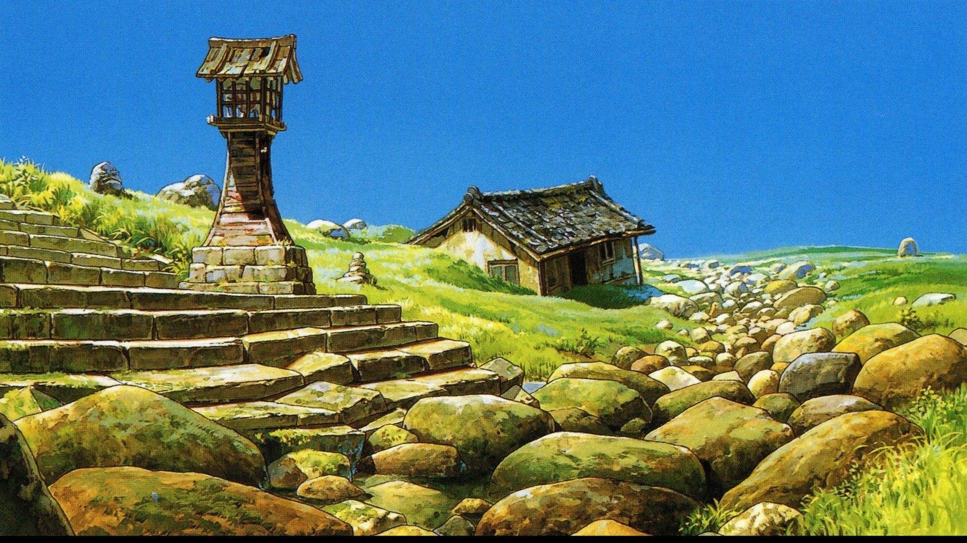 Ghibli HD Wallpaper