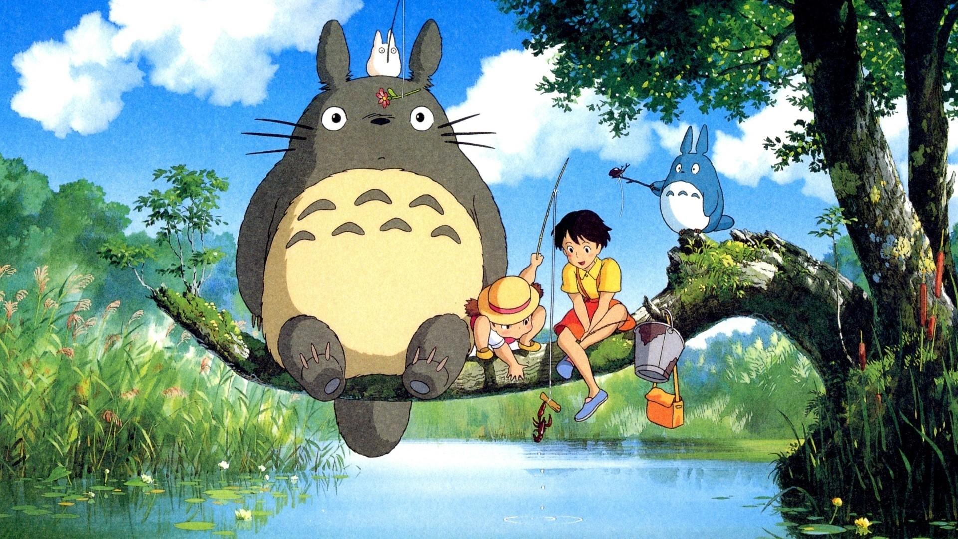 Ghibli wallpaper photo hd
