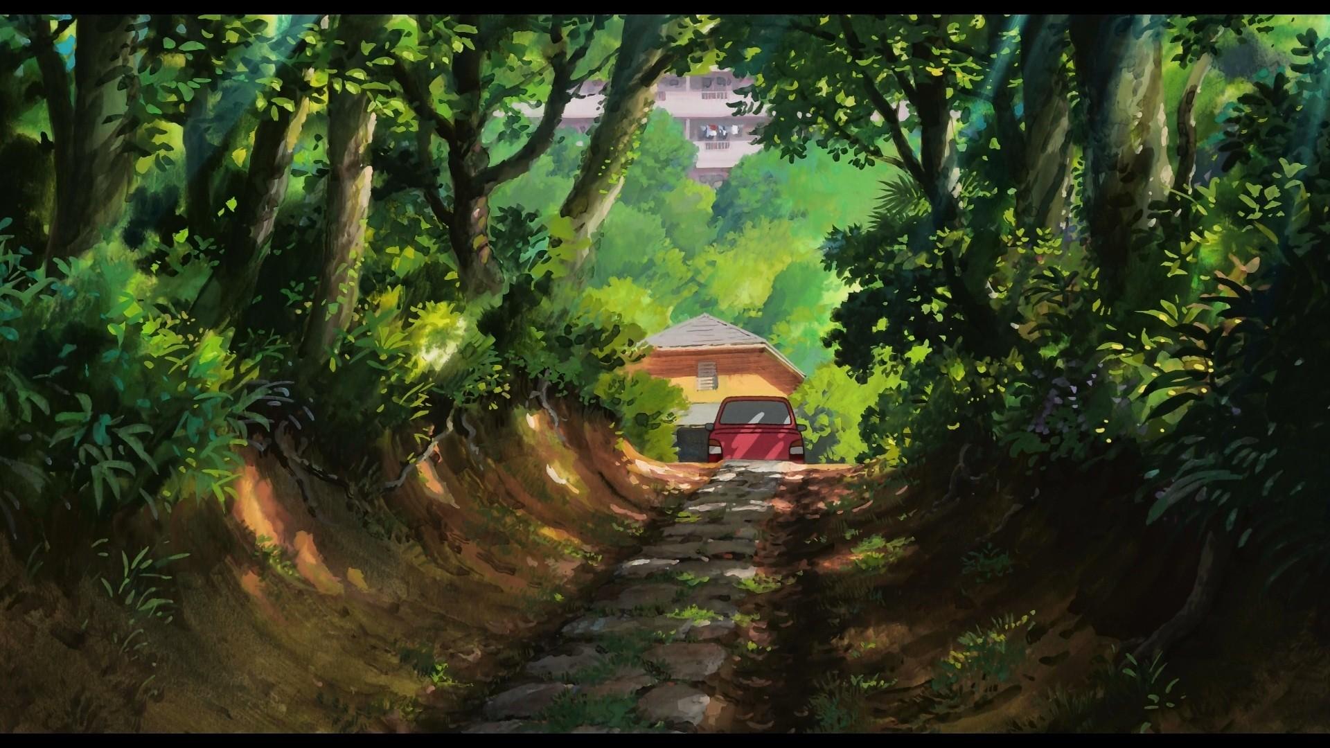 Ghibli PC Wallpaper