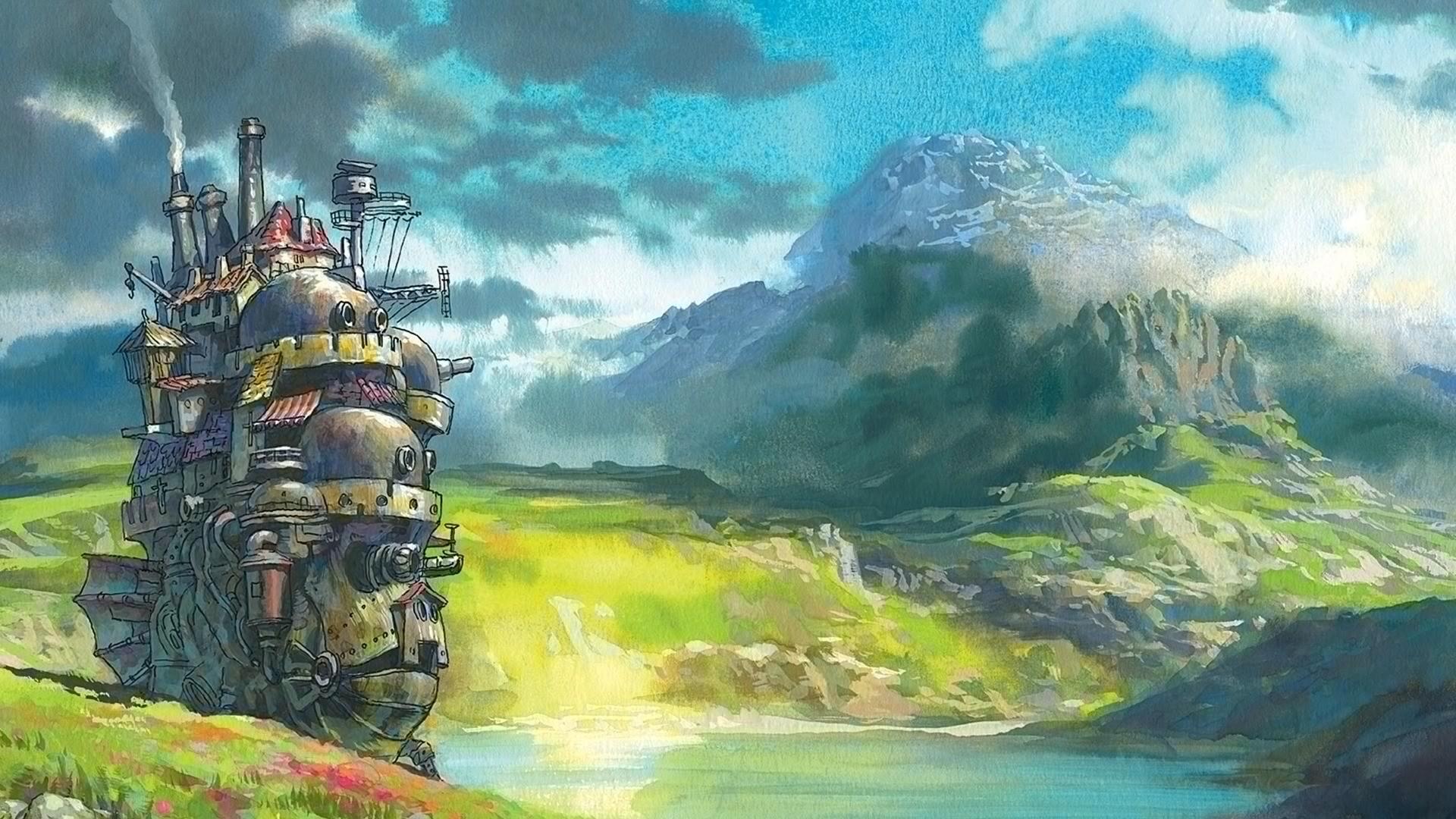 Ghibli HD Download