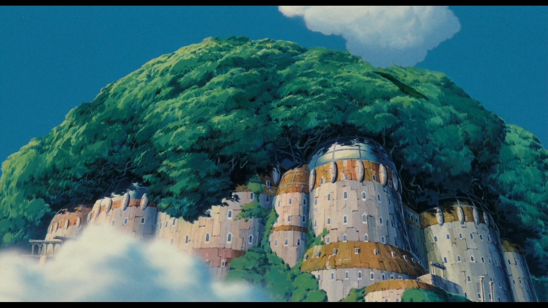 Ghibli PC Wallpaper HD