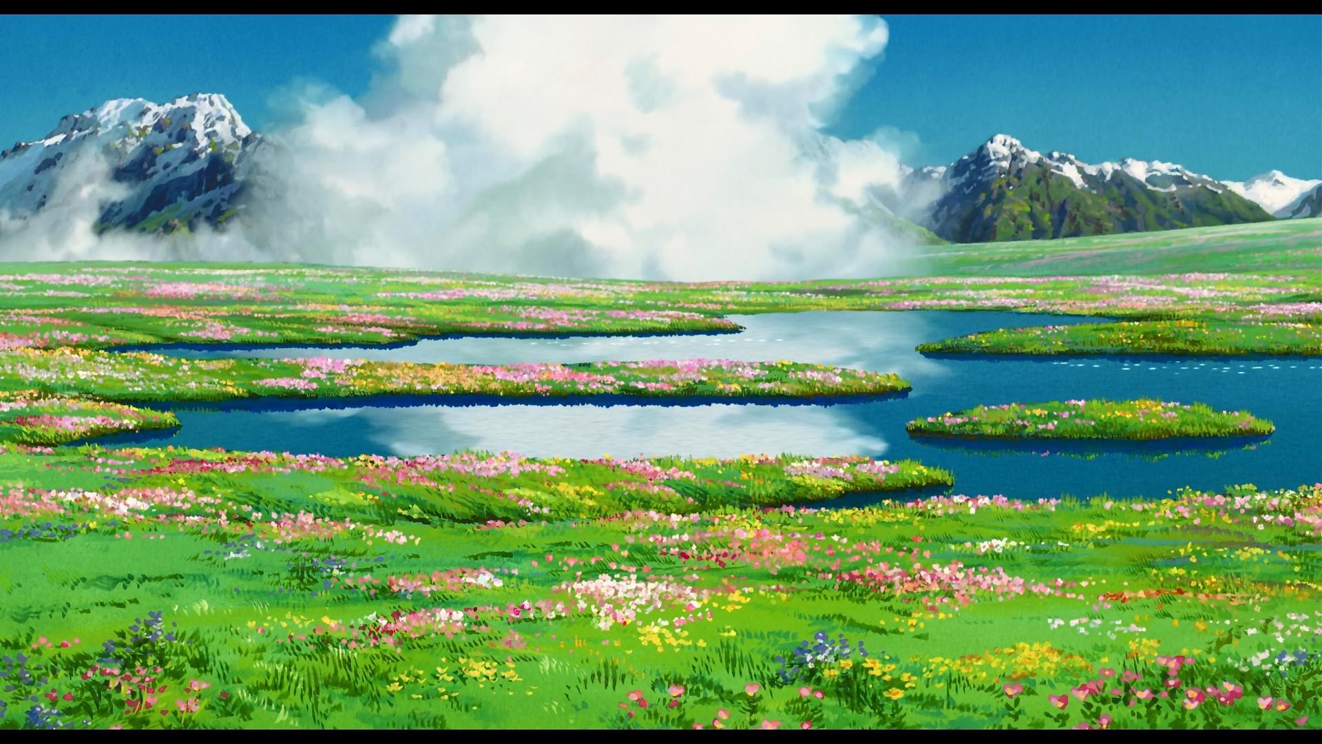 Ghibli Wallpaper for pc