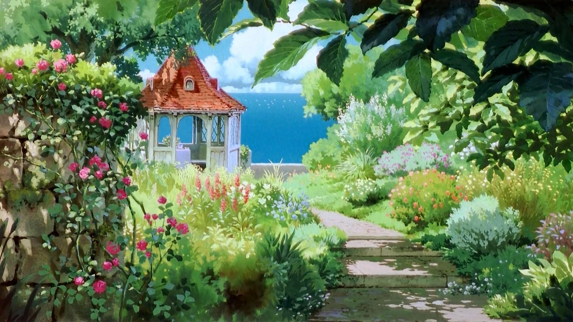 Ghibli Wallpaper theme