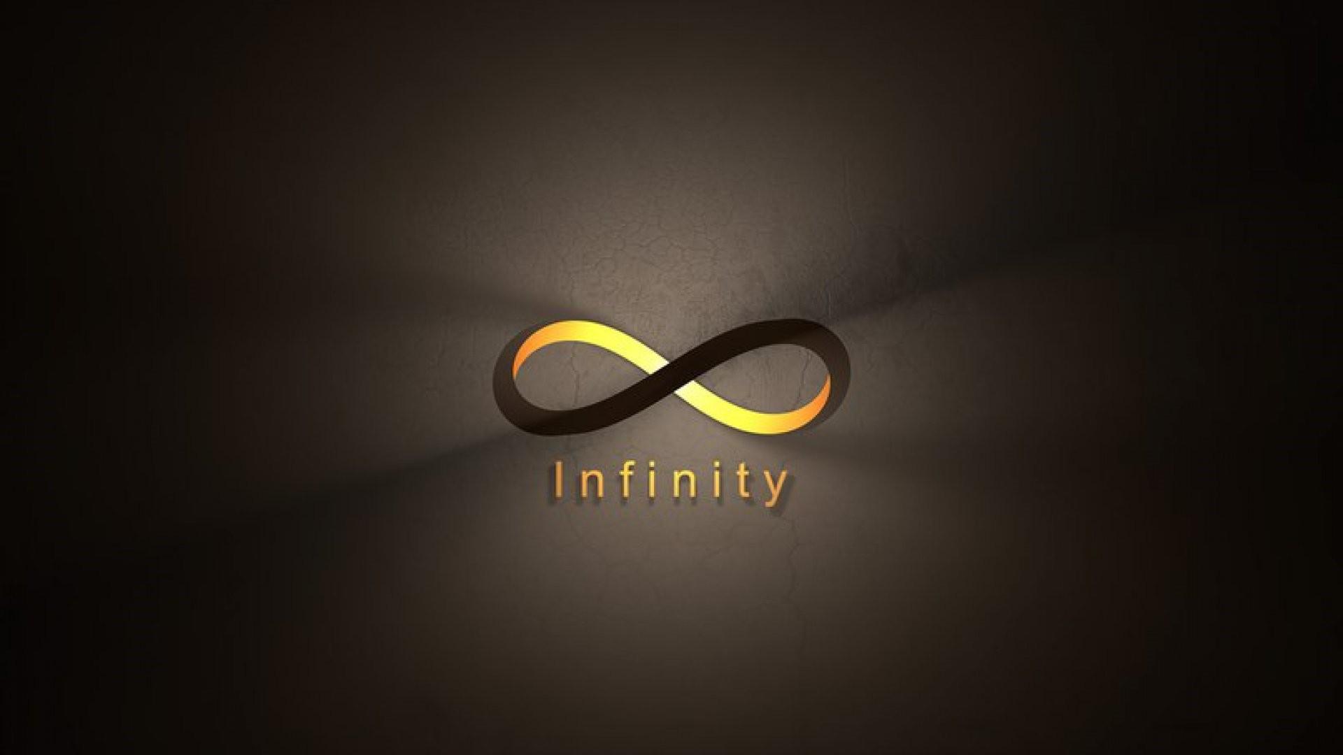 Infinity computer wallpaper