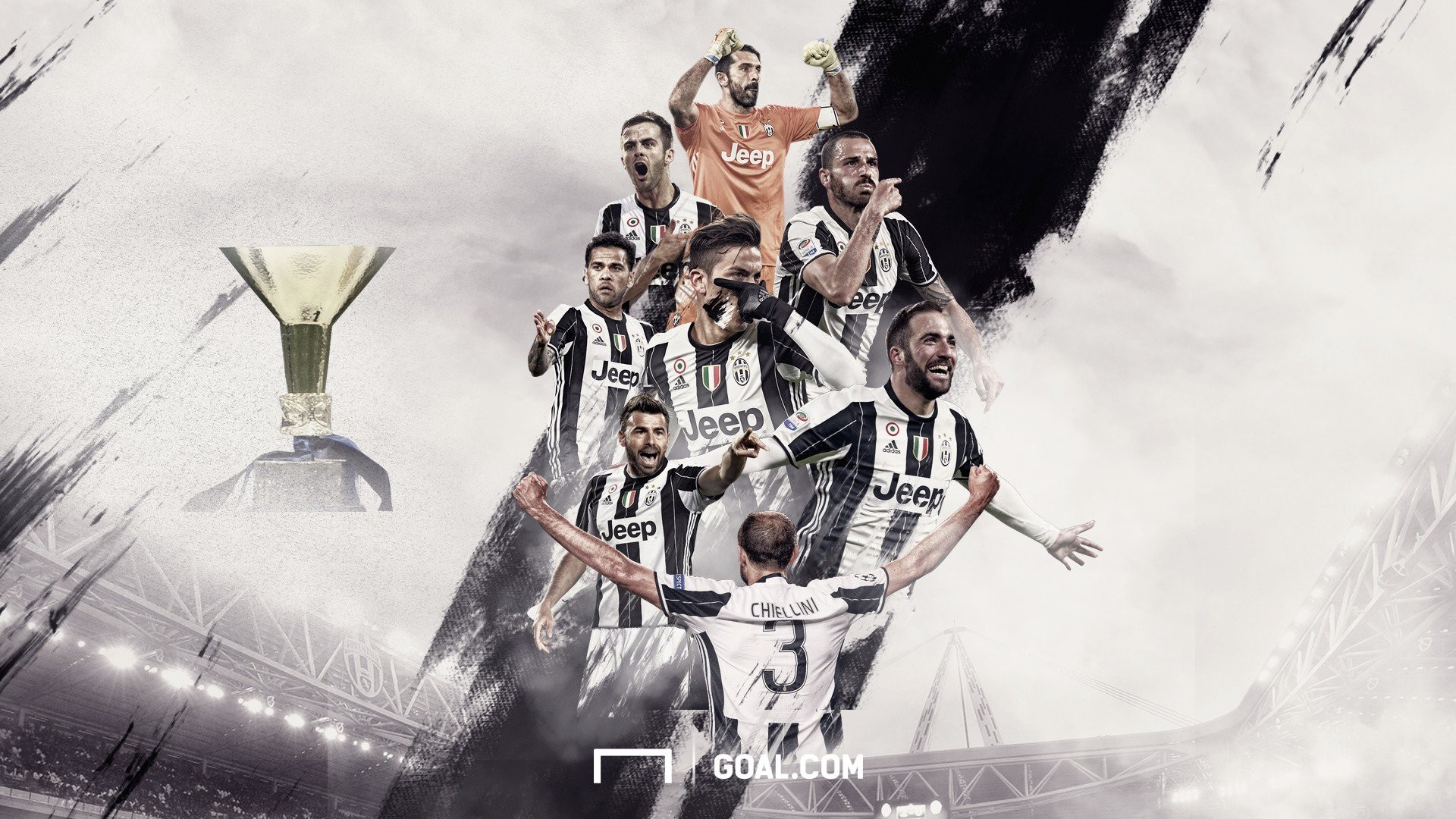 Juventus Full HD Wallpaper