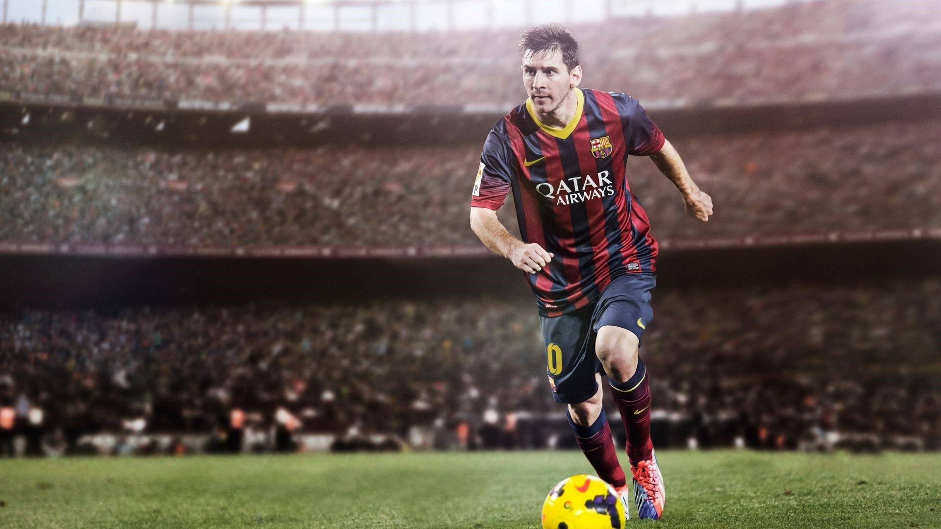 Lionel Messi Free Wallpaper