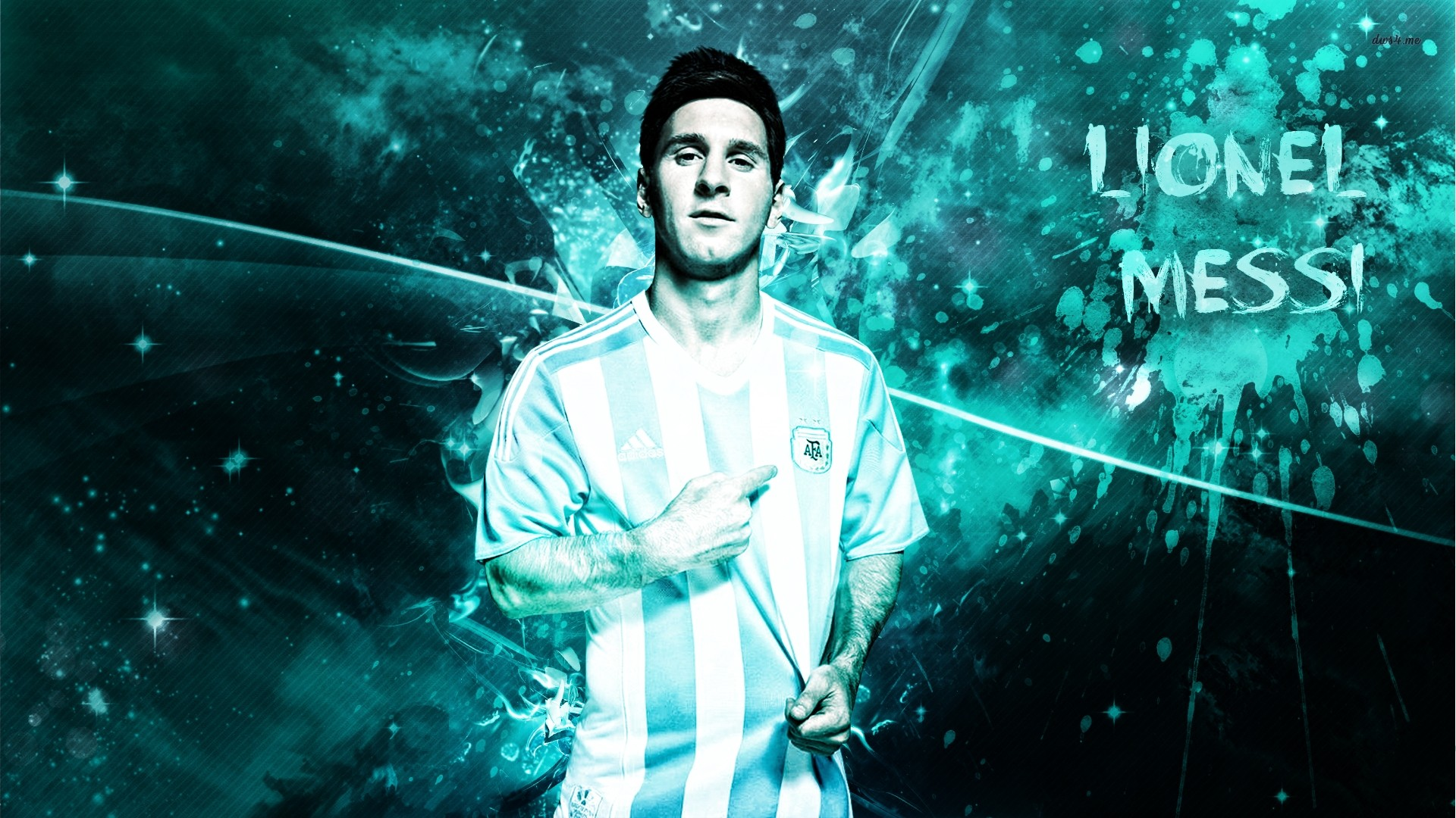 Lionel Messi Free Wallpaper and Background