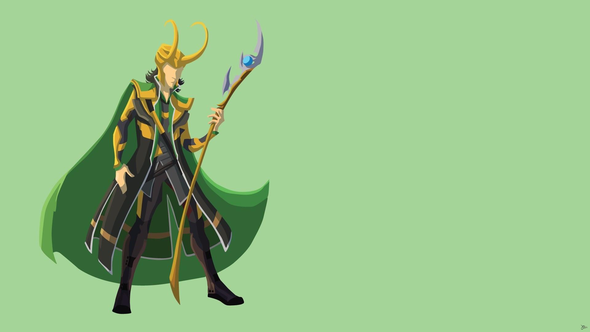 Loki HD Wallpaper