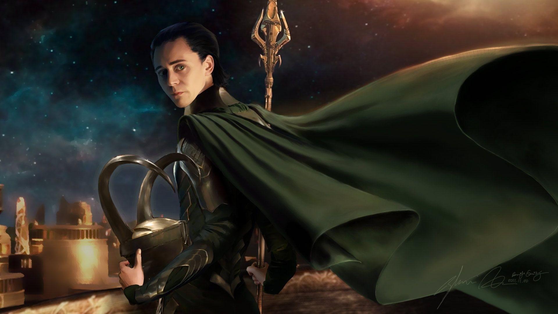 Loki PC Wallpaper HD