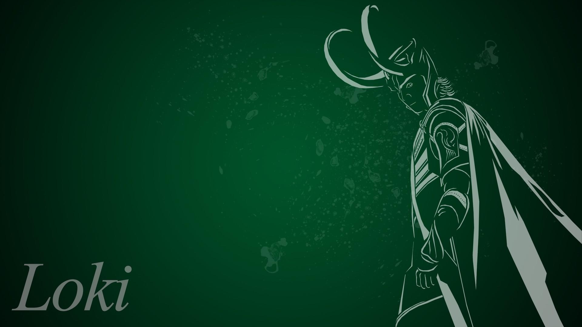 Loki Full HD Wallpaper