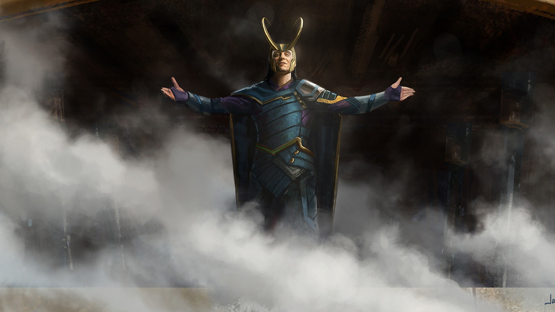 Loki Wallpaper Picture hd