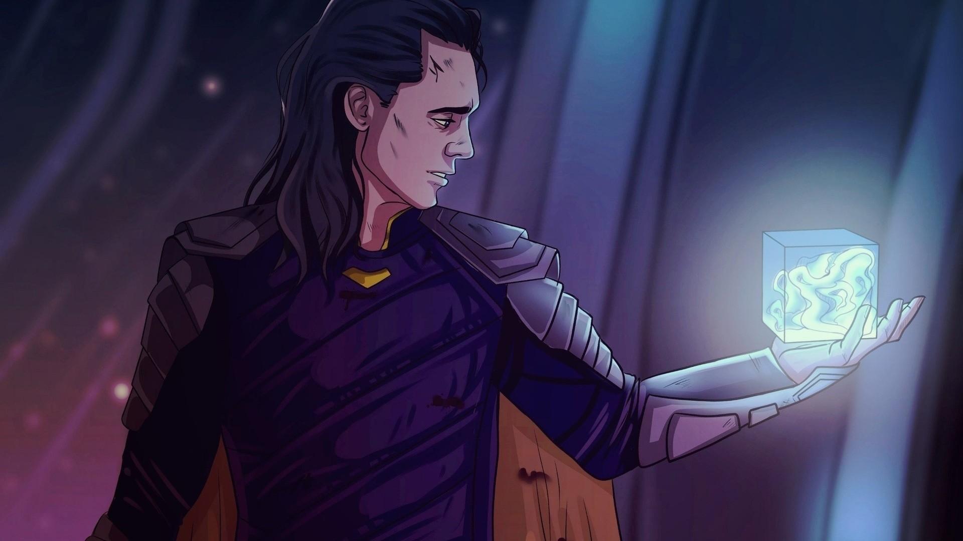 Loki PC Wallpaper