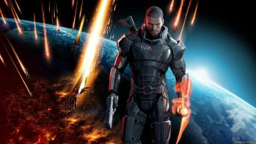 Mass Effect Desktop wallpaper