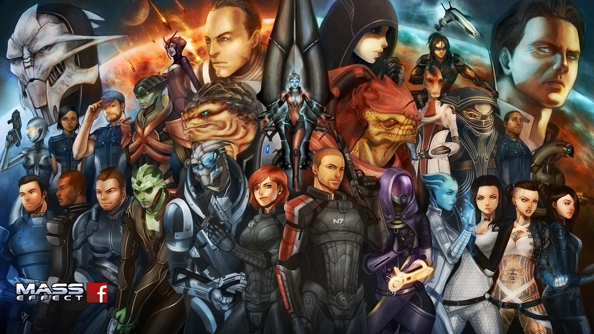 Mass Effect Pic