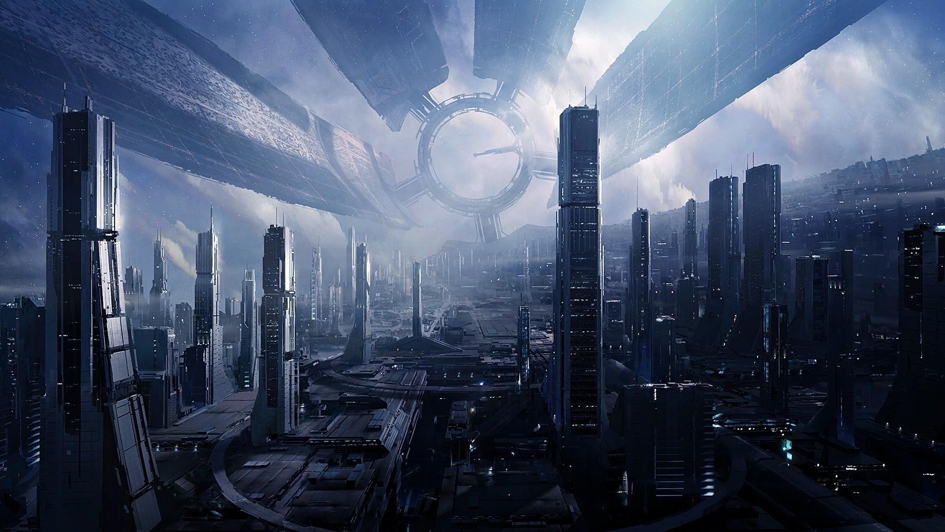 Mass Effect Wallpaper theme