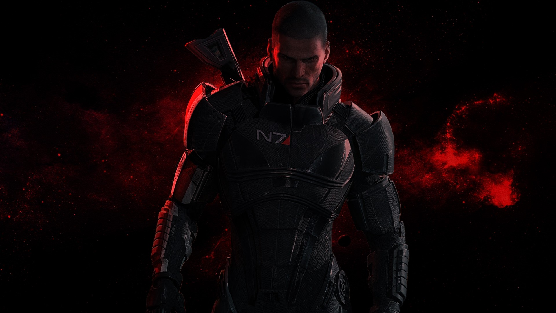 Mass Effect Wallpaper and Background